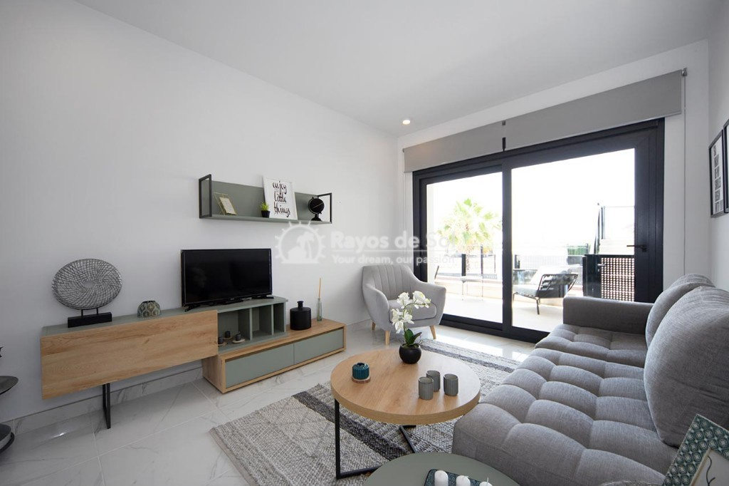 Ground Floor Apartment  in Guardamar del Segura, Costa Blanca (luna3-gfb) - 3