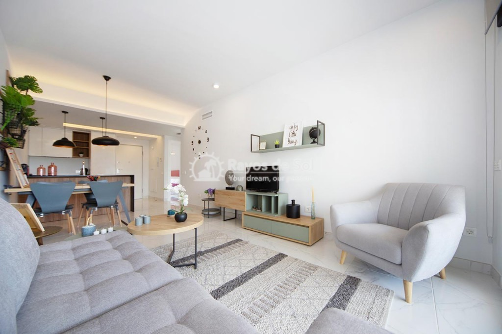Ground Floor Apartment  in Guardamar del Segura, Costa Blanca (luna3-gfb) - 7