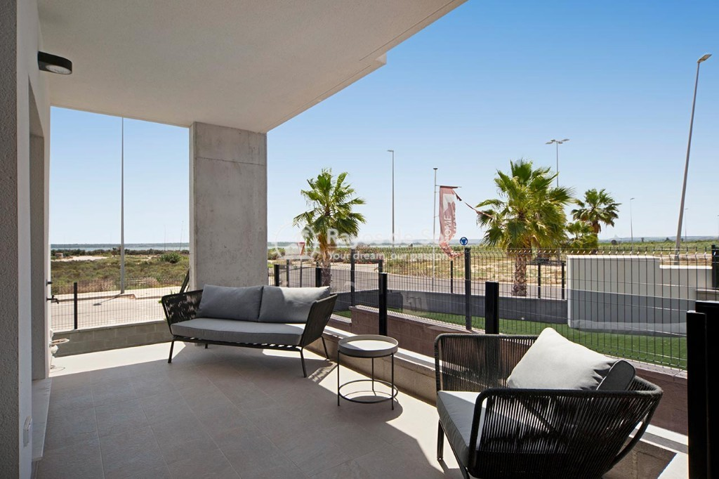 Ground Floor Apartment  in Guardamar del Segura, Costa Blanca (luna3-gfb) - 23