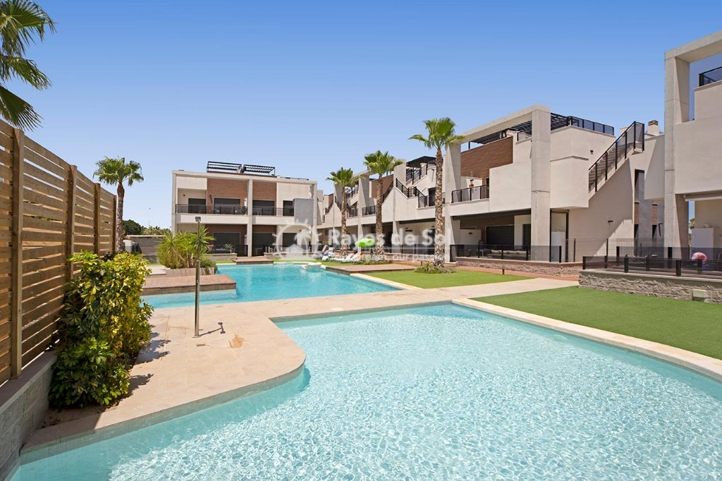 Ground Floor Apartment  in Guardamar del Segura, Costa Blanca (luna3-gfb) - 27