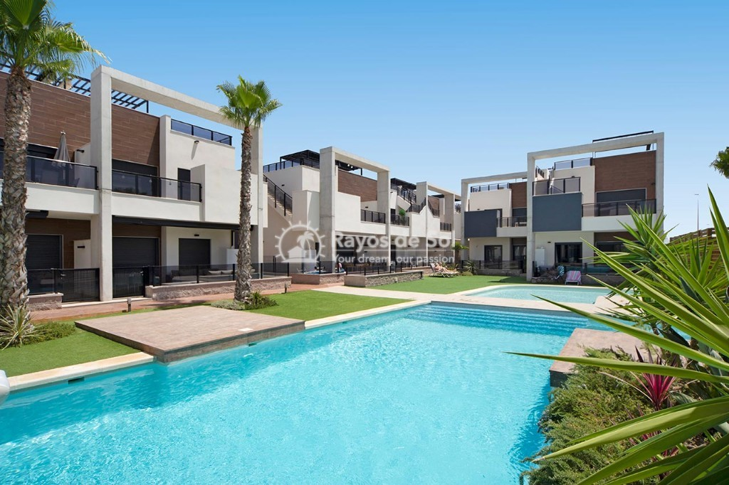 Ground Floor Apartment  in Guardamar del Segura, Costa Blanca (luna3-gfb) - 29