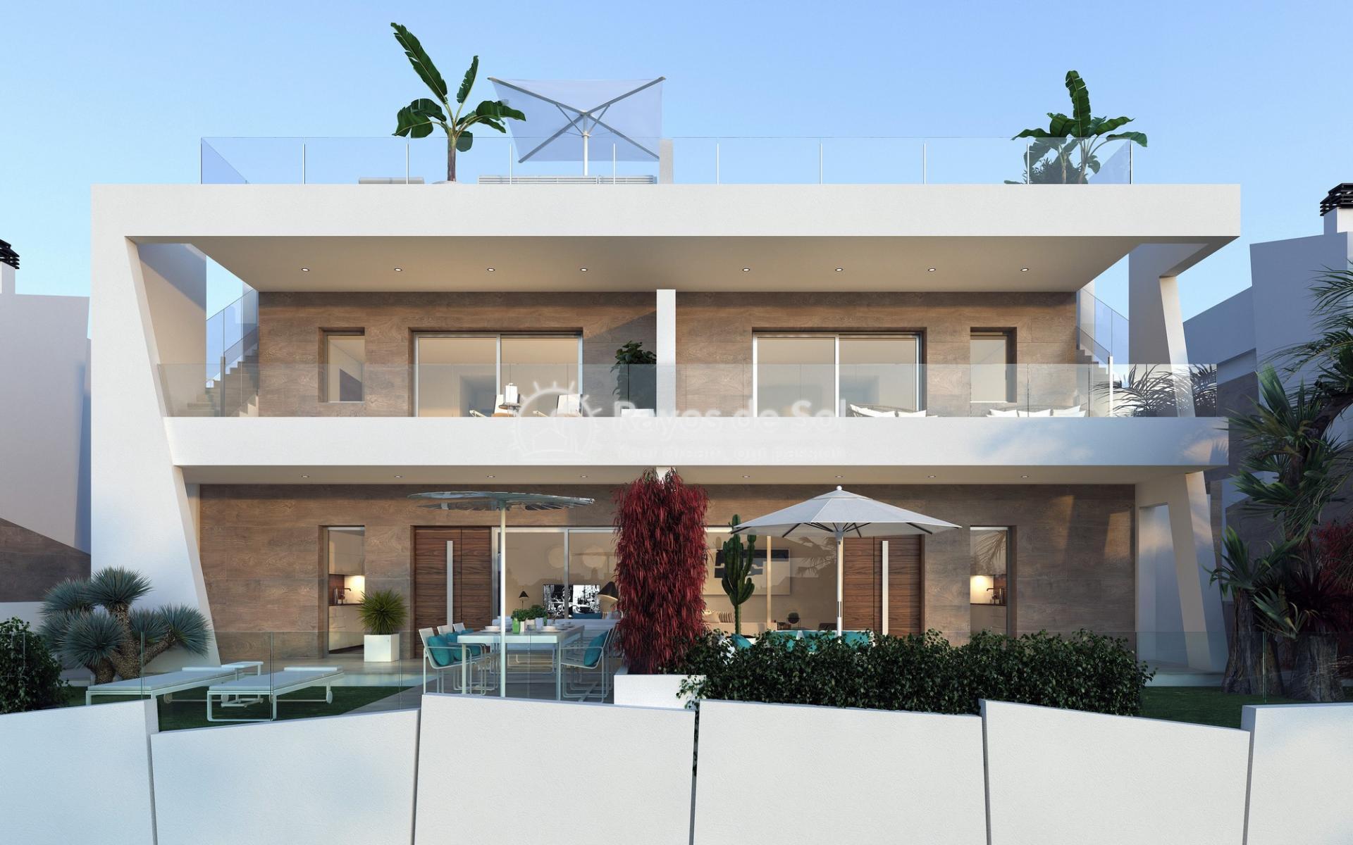 Penthouse  in Finestrat, Costa Blanca (cg-cbay-tf) - 3