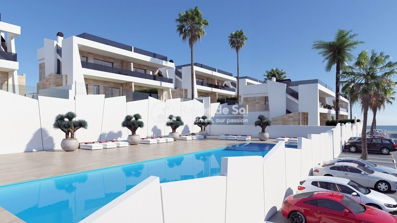 Penthouse  in Finestrat, Costa Blanca (cg-cbay-tf) - 2