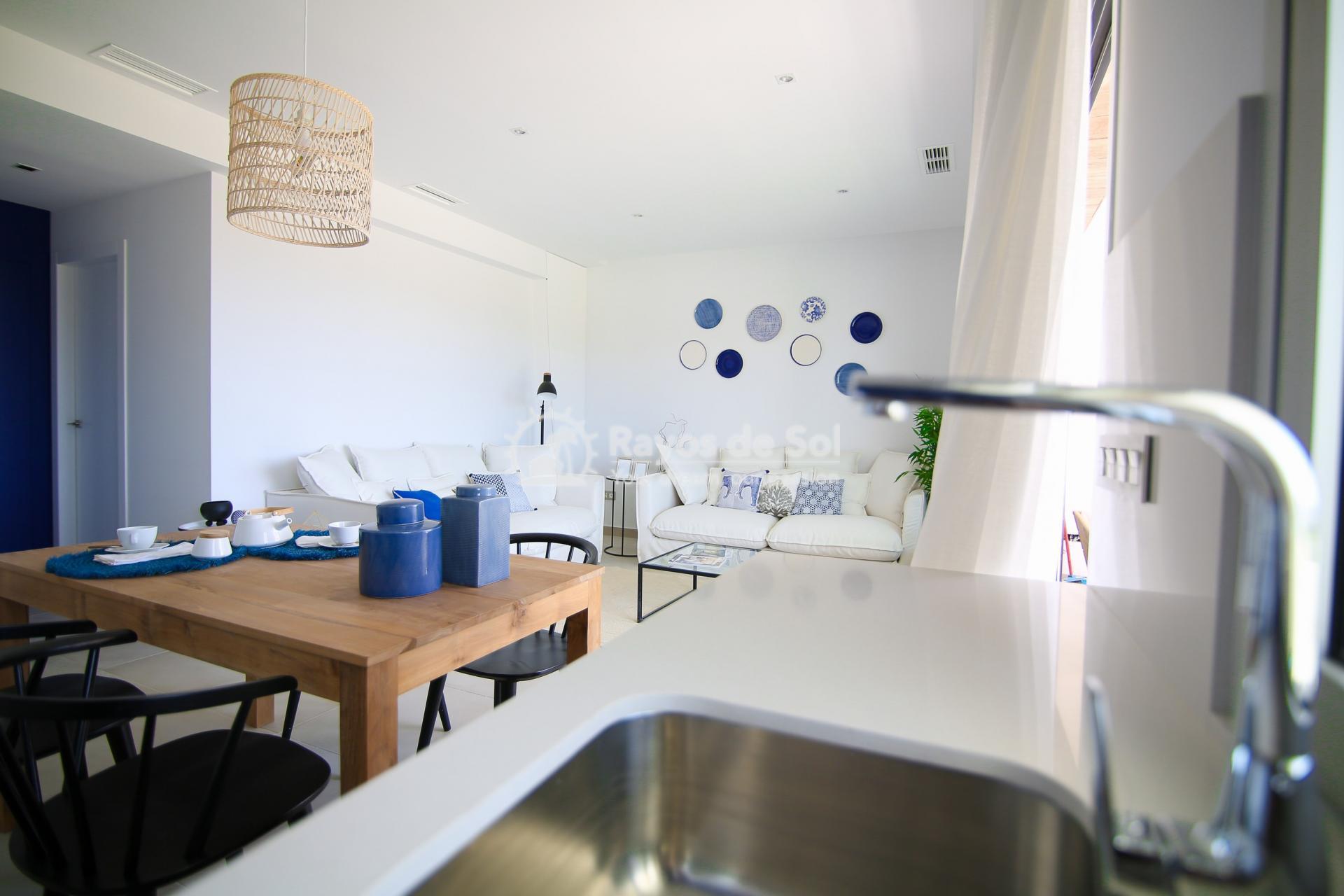 Penthouse  in Finestrat, Costa Blanca (cg-cbay-tf) - 14