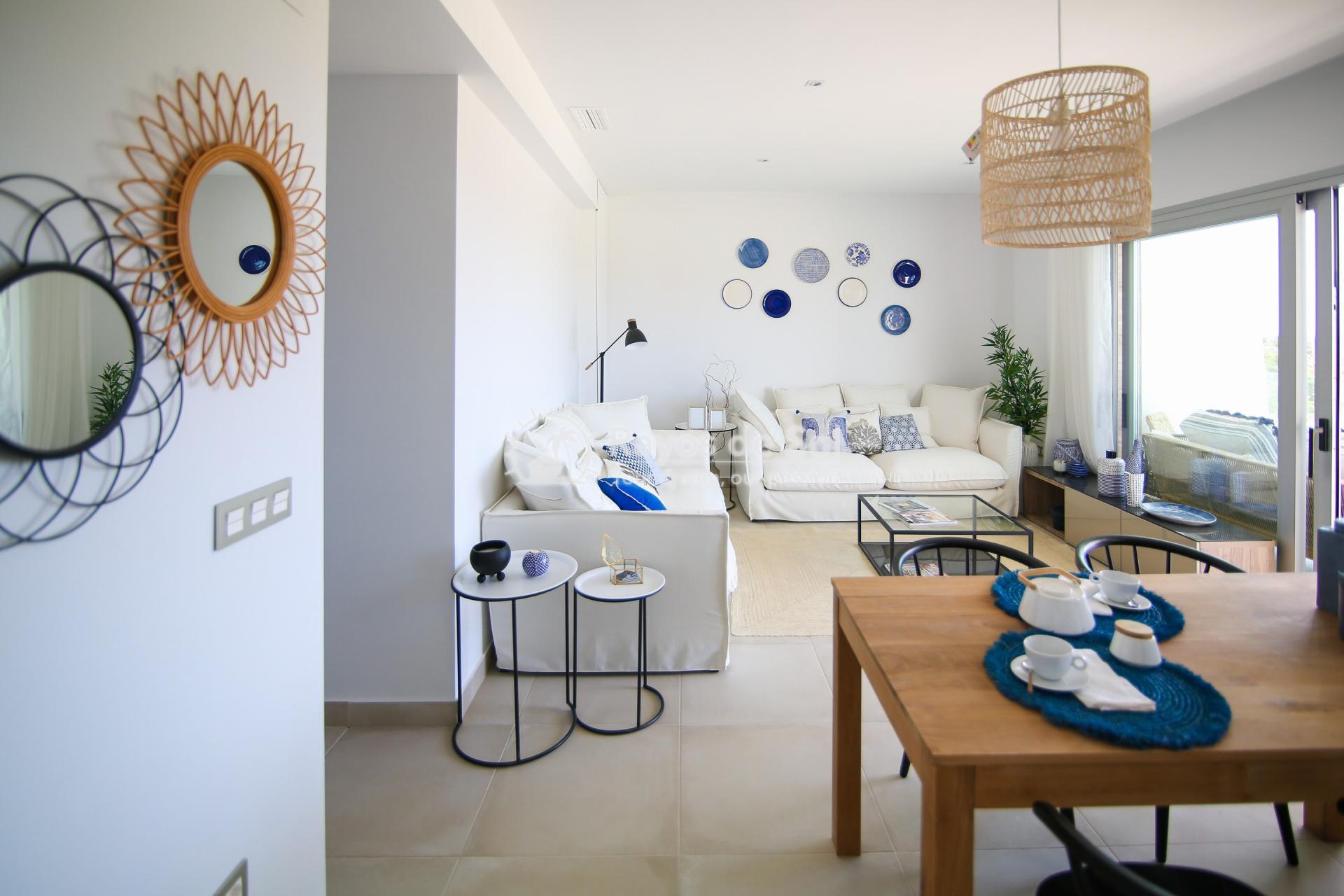 Penthouse  in Finestrat, Costa Blanca (cg-cbay-tf) - 7