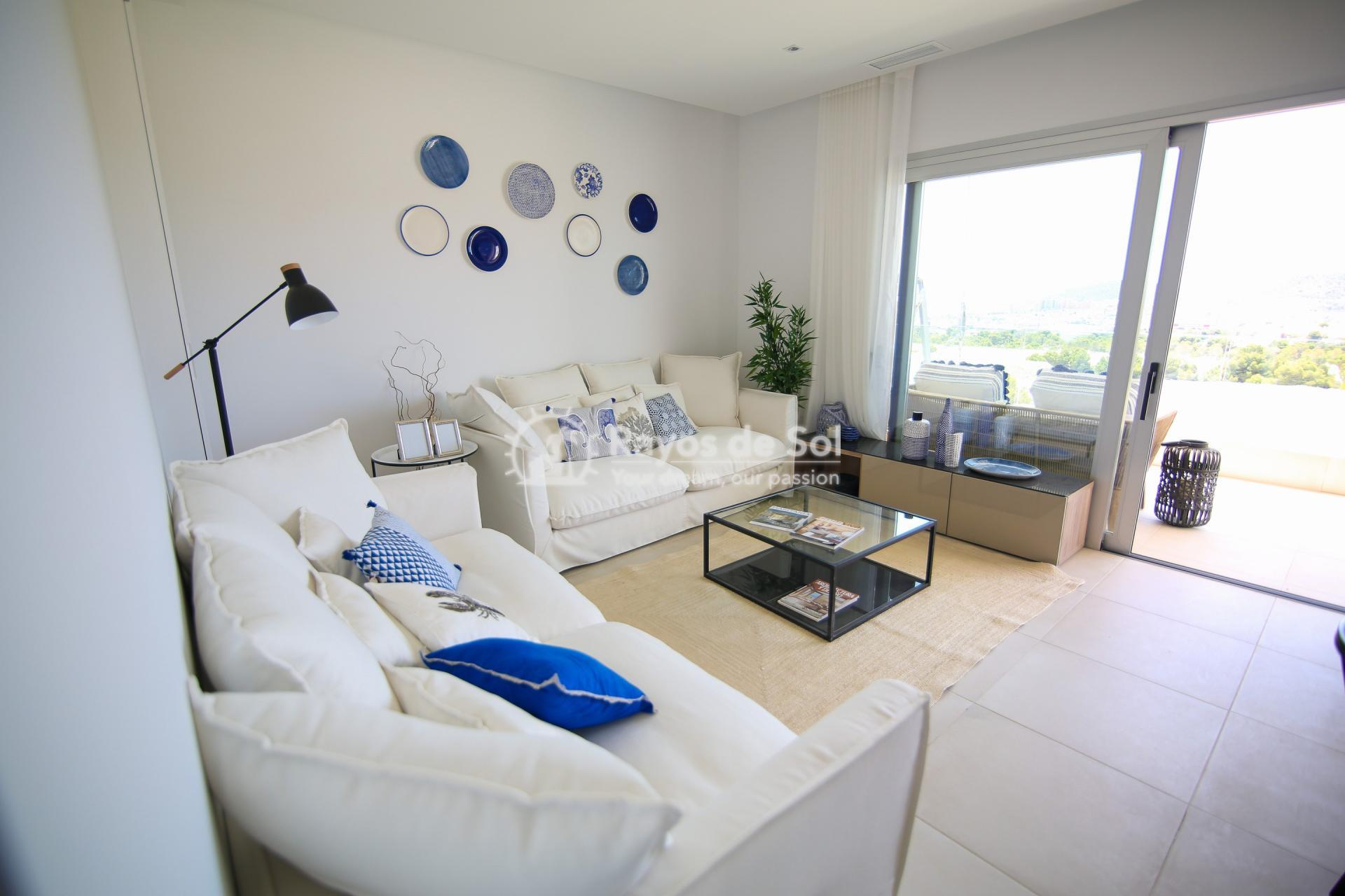 Penthouse  in Finestrat, Costa Blanca (cg-cbay-tf) - 8