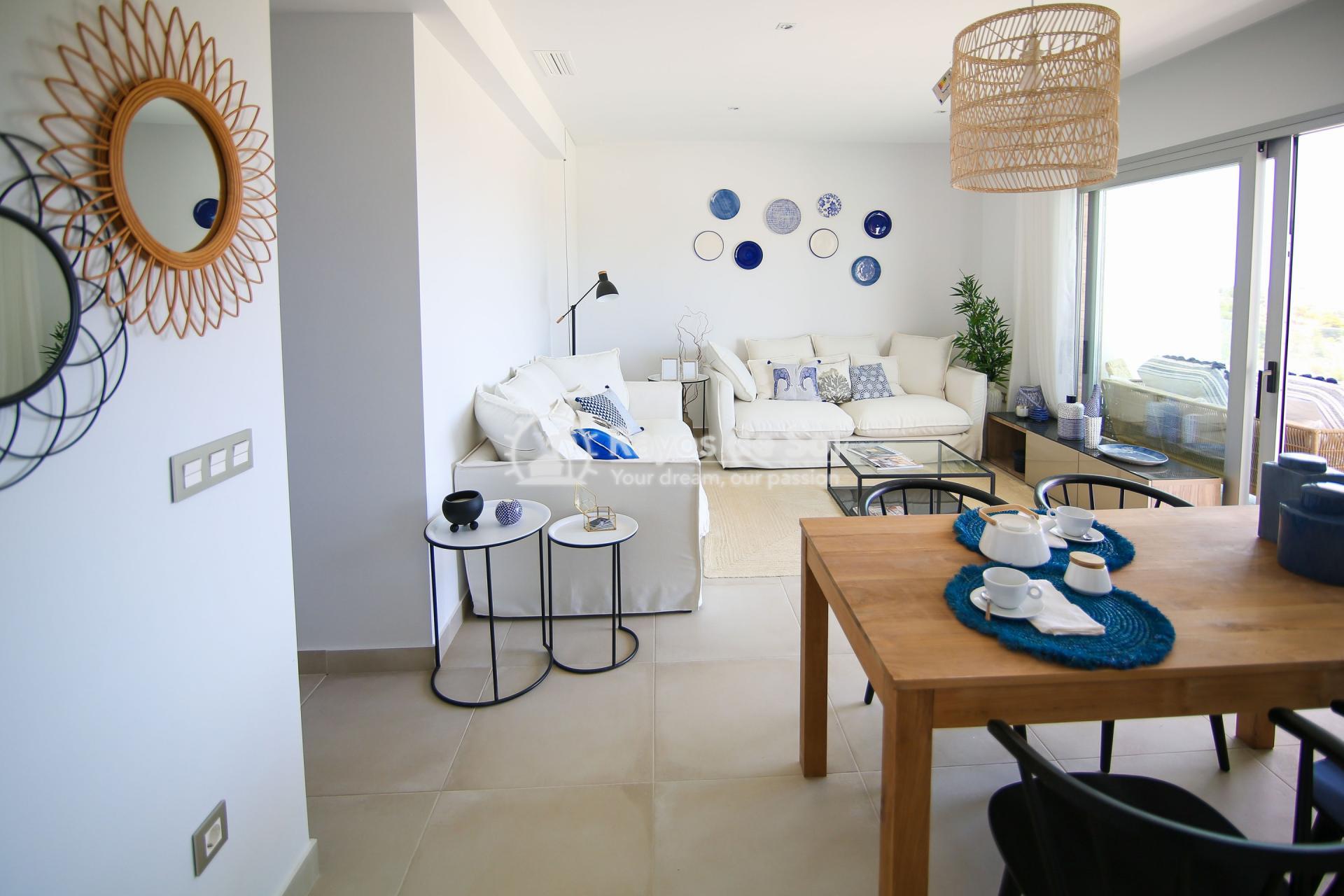 Penthouse  in Finestrat, Costa Blanca (cg-cbay-tf) - 13