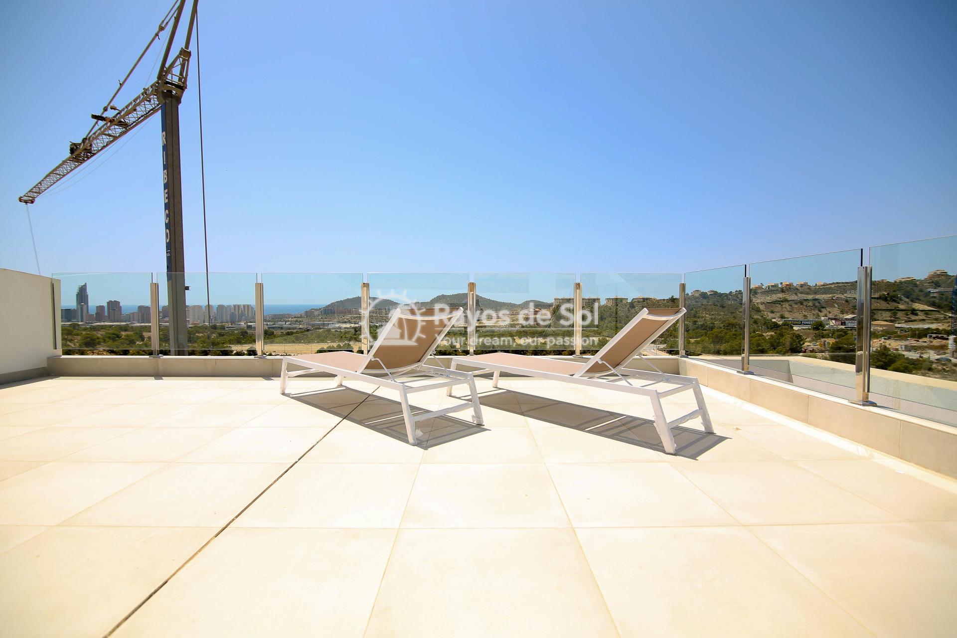 Penthouse  in Finestrat, Costa Blanca (cg-cbay-tf) - 50