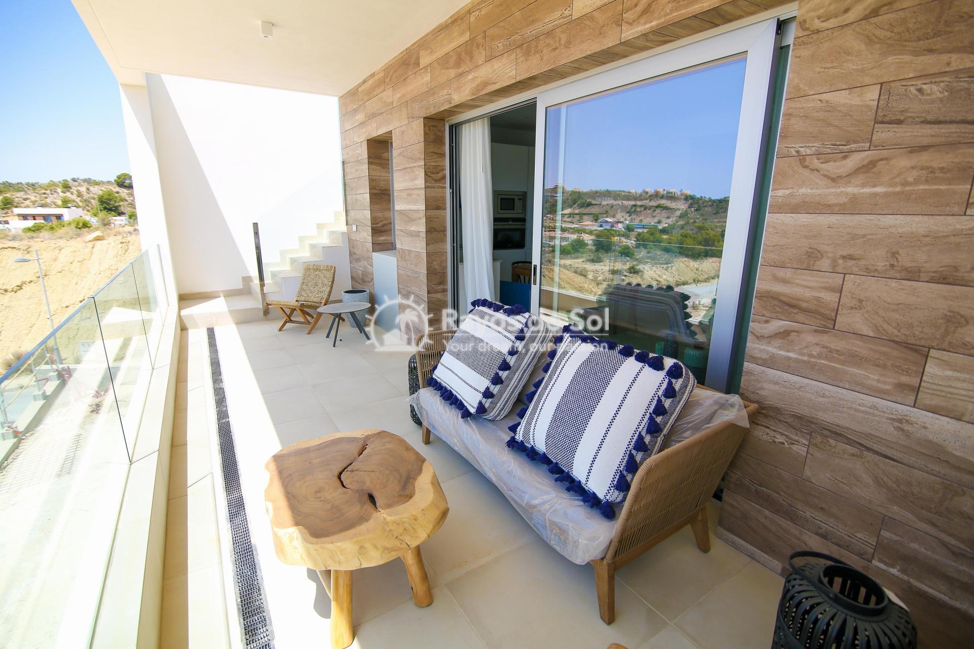 Penthouse  in Finestrat, Costa Blanca (cg-cbay-tf) - 45