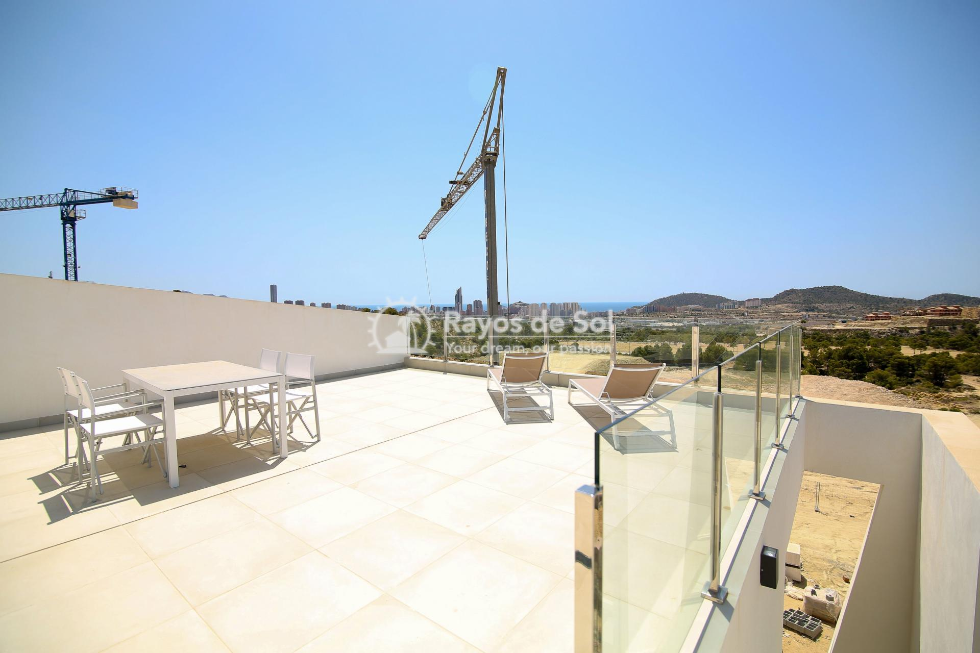 Penthouse  in Finestrat, Costa Blanca (cg-cbay-tf) - 51
