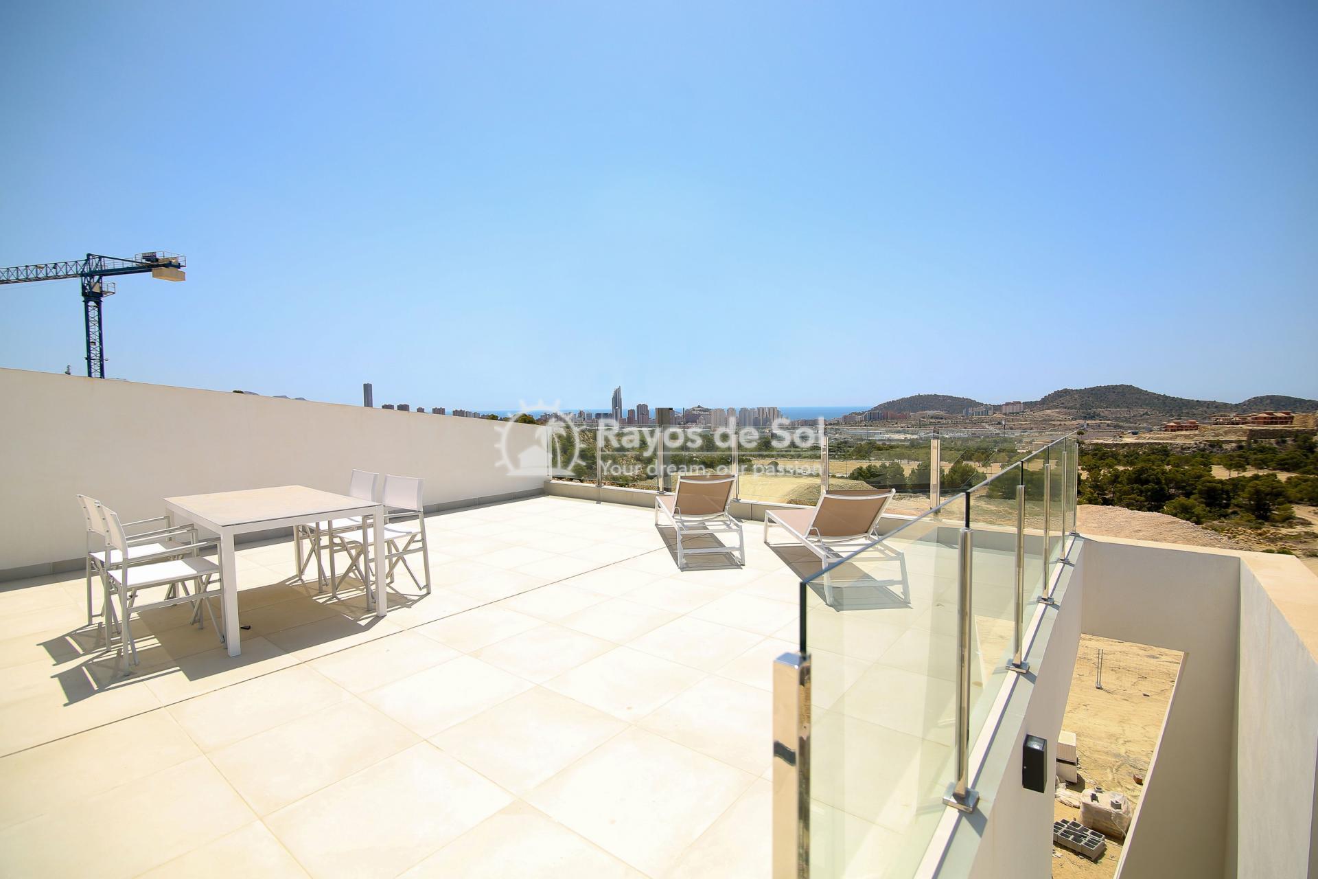 Penthouse  in Finestrat, Costa Blanca (cg-cbay-tf) - 52