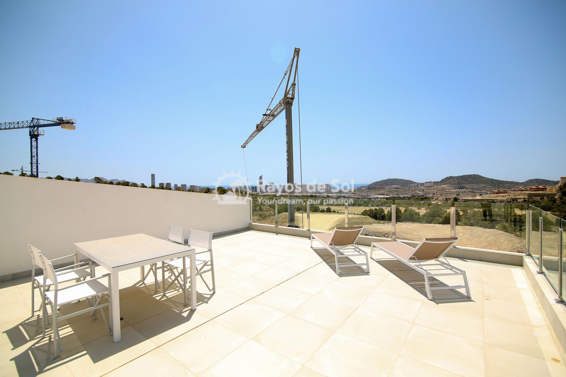 Penthouse  in Finestrat, Costa Blanca (cg-cbay-tf) - 53