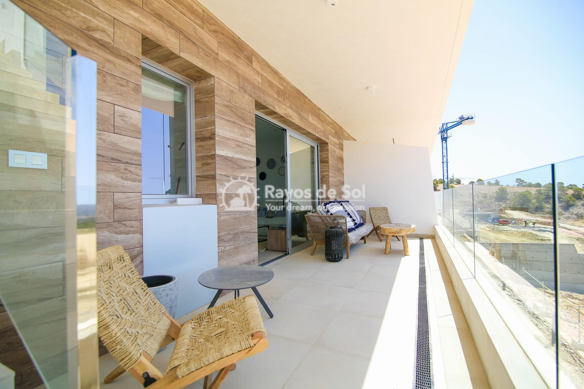 Penthouse  in Finestrat, Costa Blanca (cg-cbay-tf) - 47