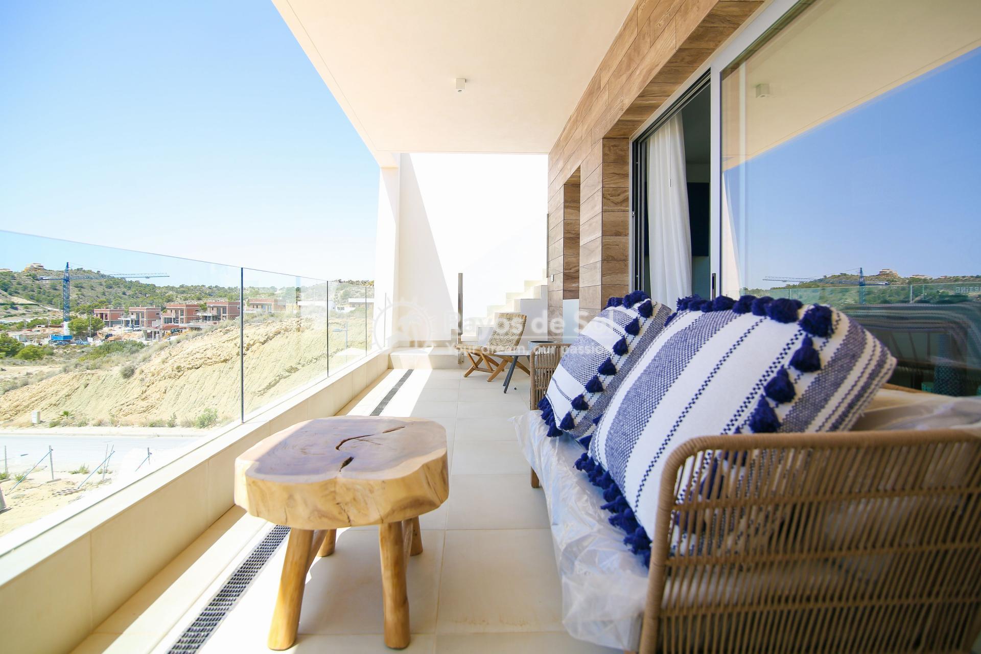 Penthouse  in Finestrat, Costa Blanca (cg-cbay-tf) - 46