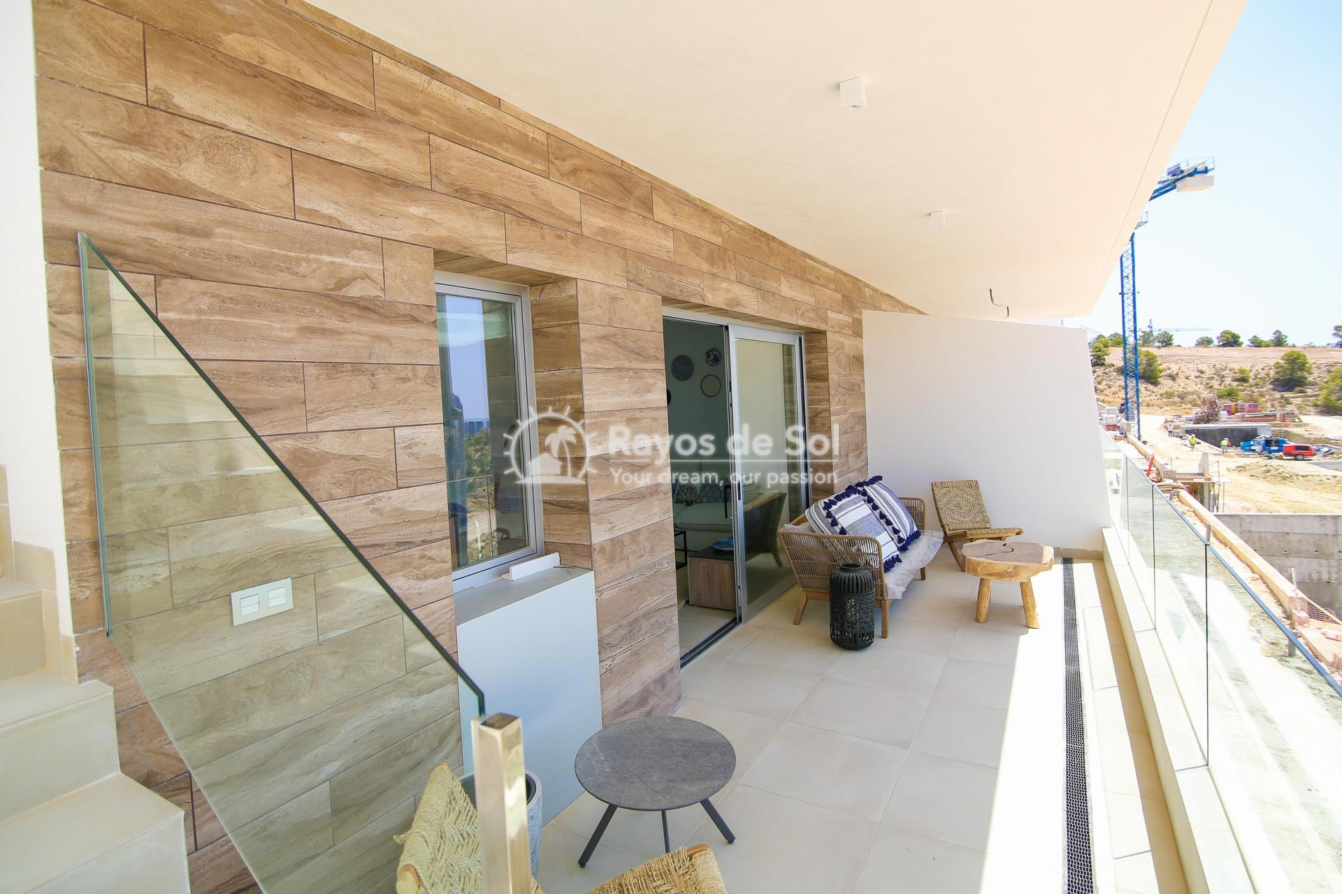 Penthouse  in Finestrat, Costa Blanca (cg-cbay-tf) - 48
