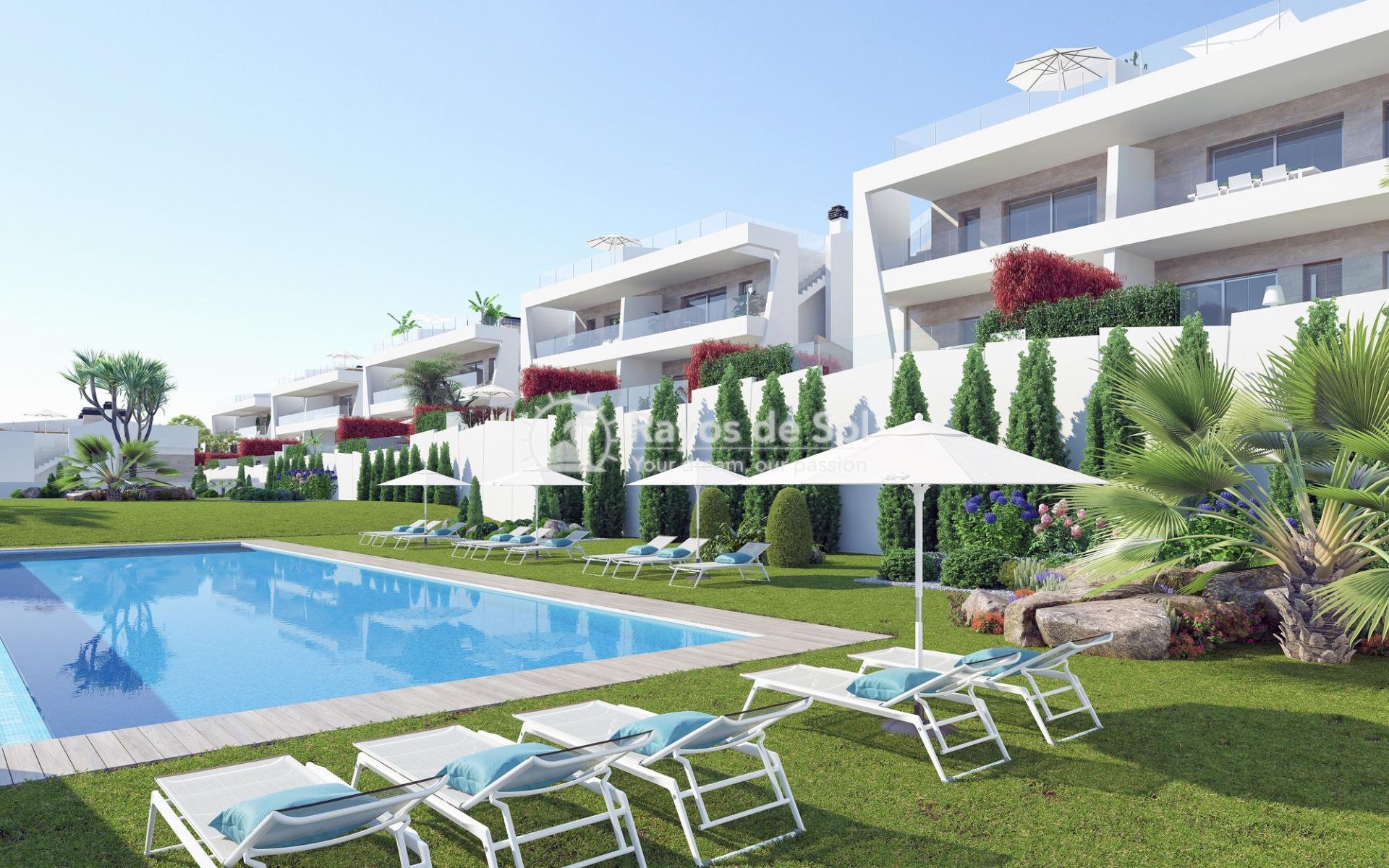 Penthouse  in Finestrat, Costa Blanca (cg-cbay-tf) - 1