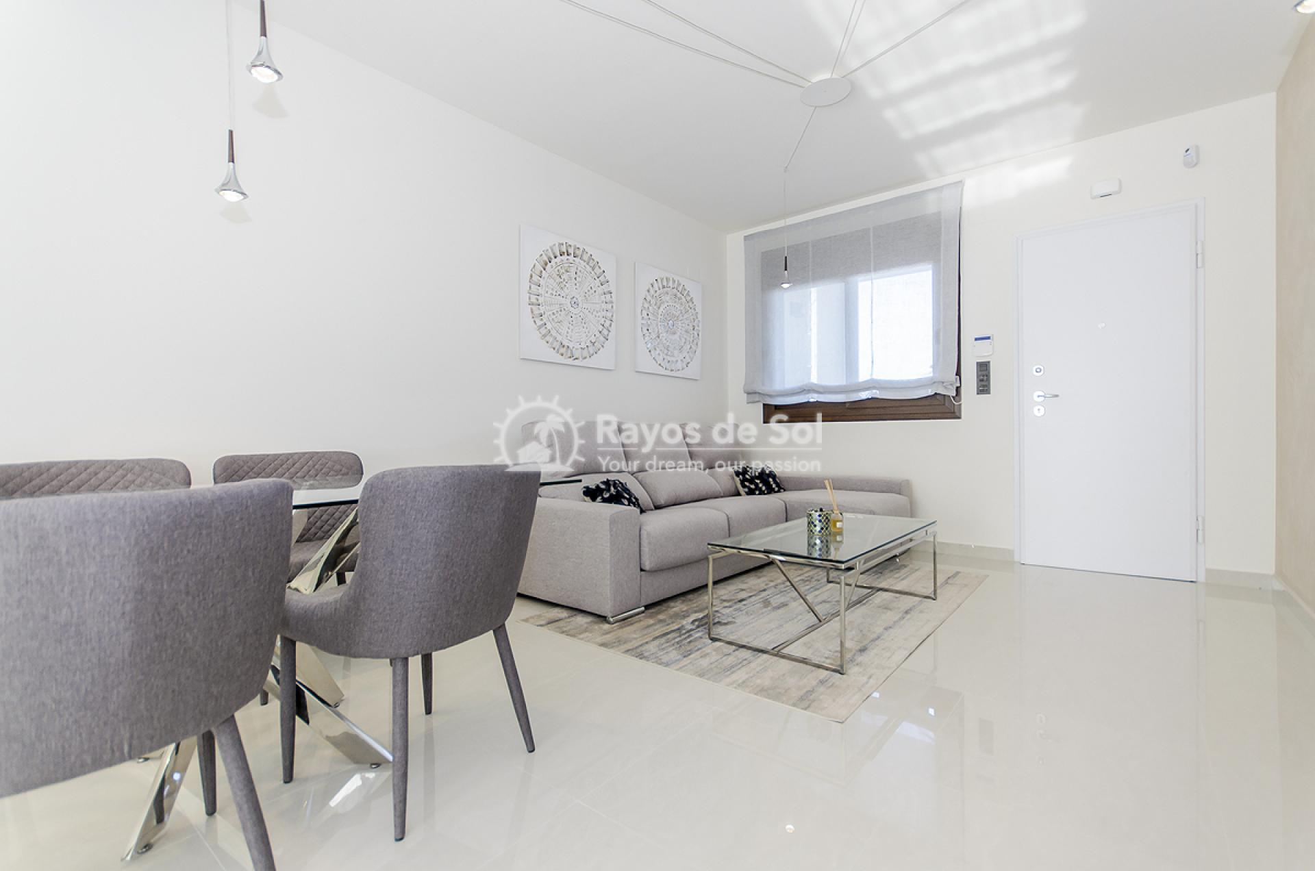 Ground Floor Apartment  in Torrevieja, Costa Blanca (balcones-gf2d) - 9