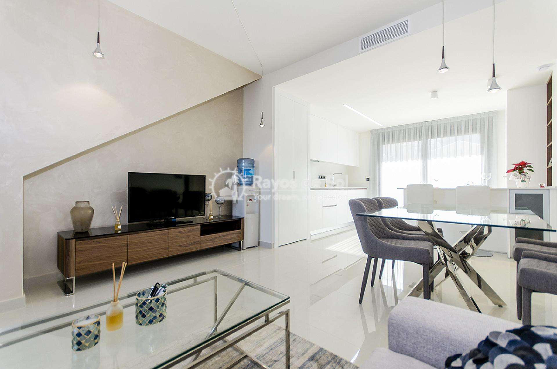 Ground Floor Apartment  in Torrevieja, Costa Blanca (balcones-gf2d) - 4