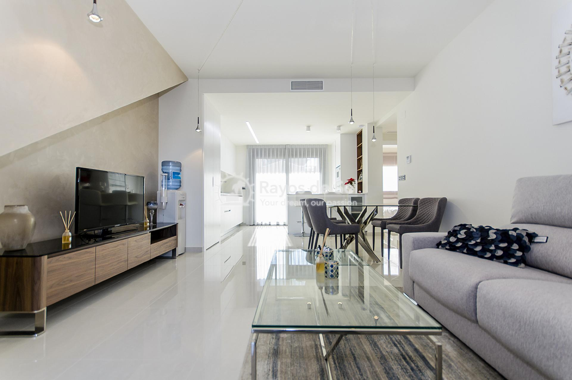 Ground Floor Apartment  in Torrevieja, Costa Blanca (balcones-gf2d) - 5