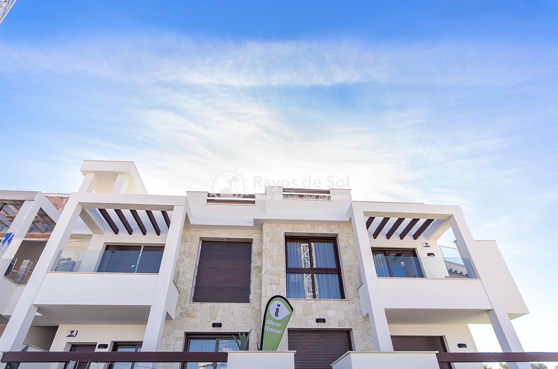 Ground Floor Apartment  in Torrevieja, Costa Blanca (balcones-gf2d) - 3