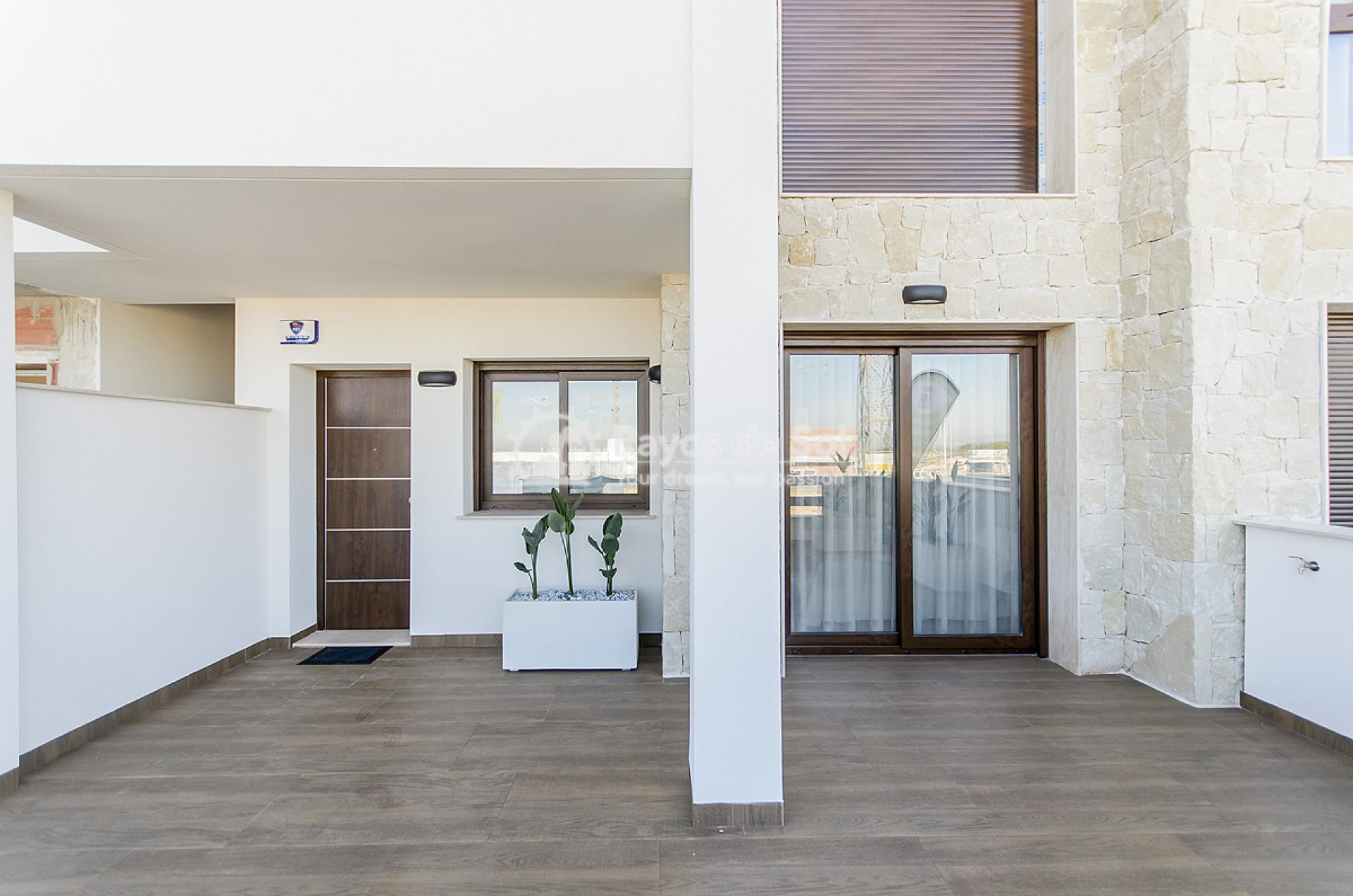 Ground Floor Apartment  in Torrevieja, Costa Blanca (balcones-gf2d) - 47