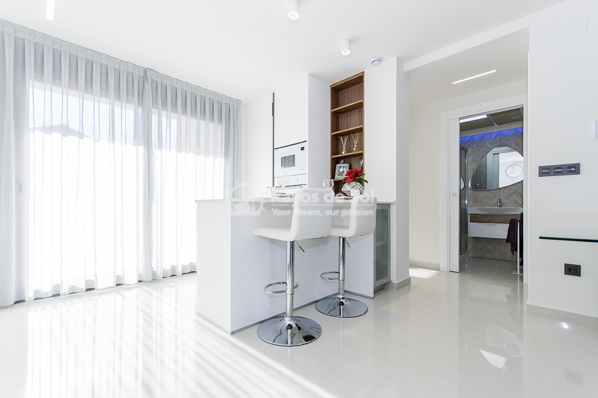 Ground Floor Apartment  in Torrevieja, Costa Blanca (balcones-gf2d) - 17