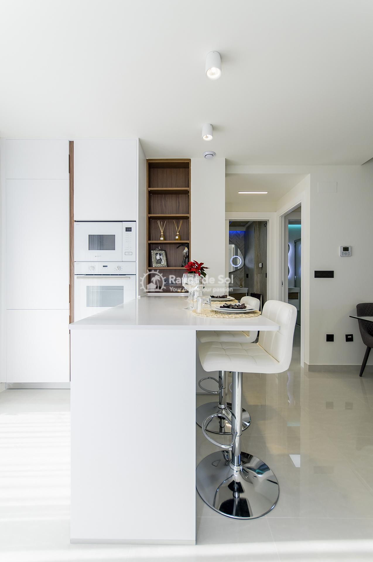 Ground Floor Apartment  in Torrevieja, Costa Blanca (balcones-gf2d) - 16