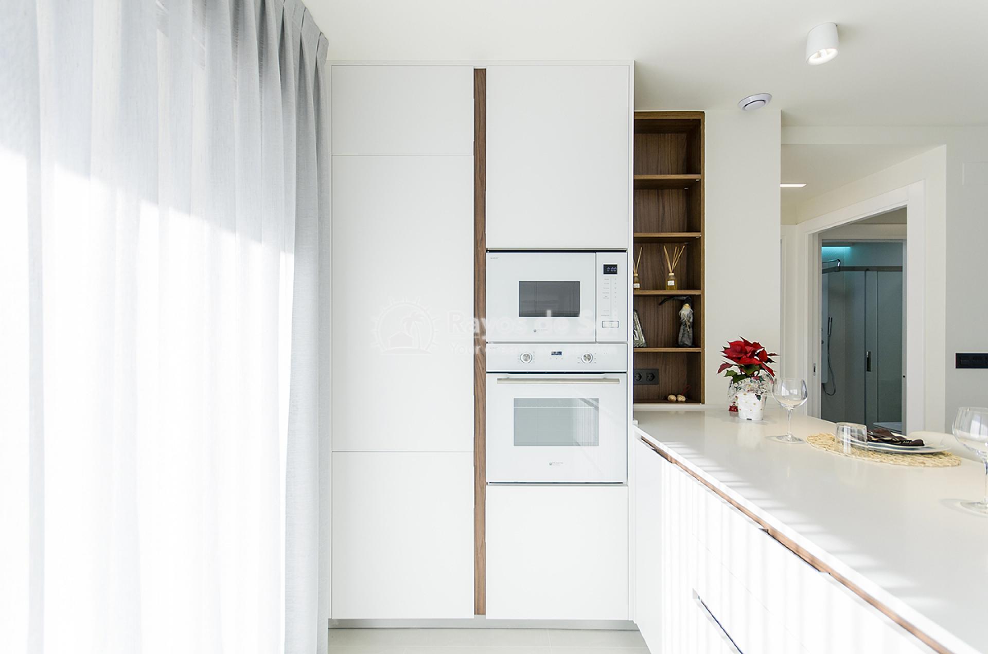 Ground Floor Apartment  in Torrevieja, Costa Blanca (balcones-gf3d) - 26