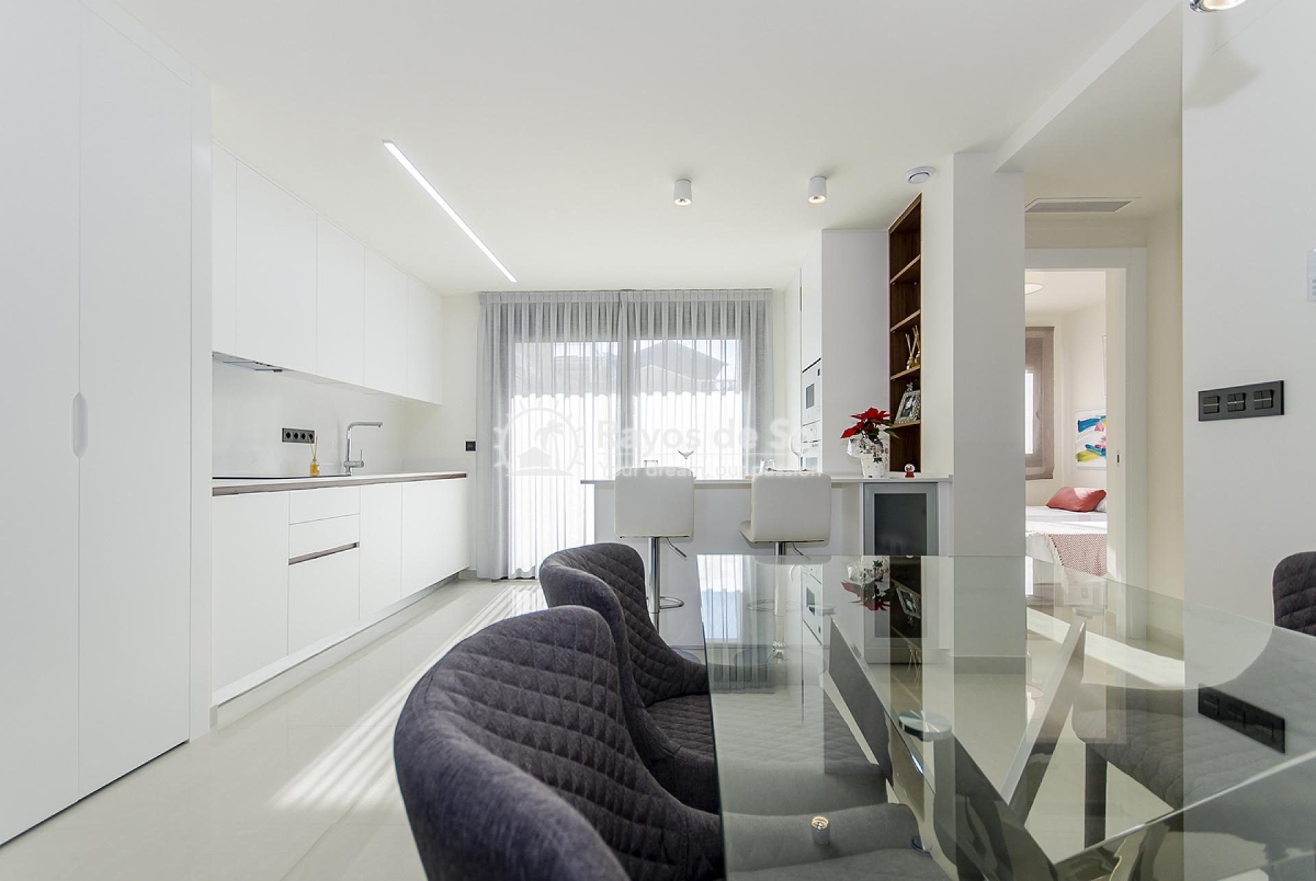 Ground Floor Apartment  in Torrevieja, Costa Blanca (balcones-gf3d) - 14