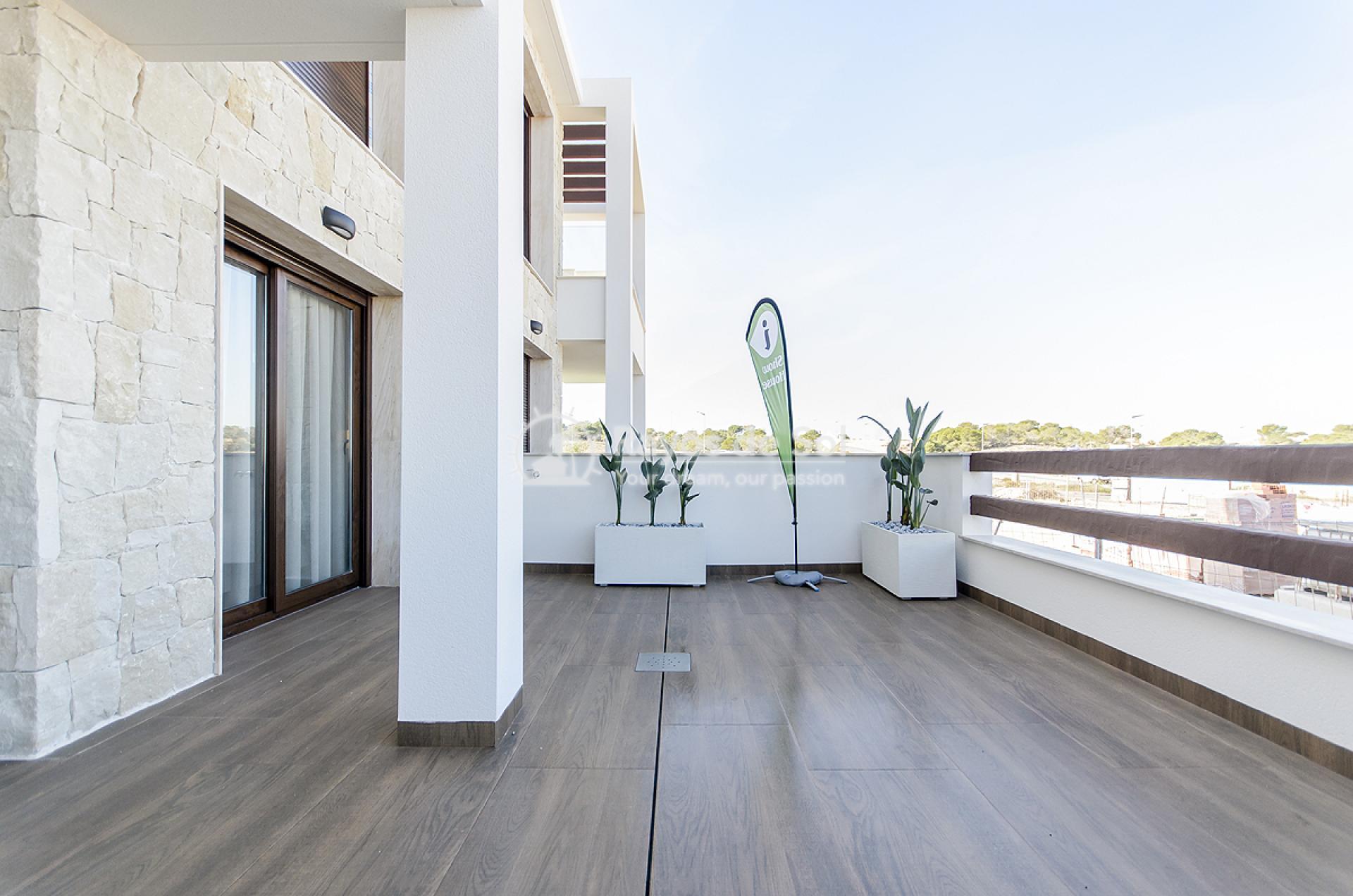 Ground Floor Apartment  in Torrevieja, Costa Blanca (balcones-gf3d) - 49