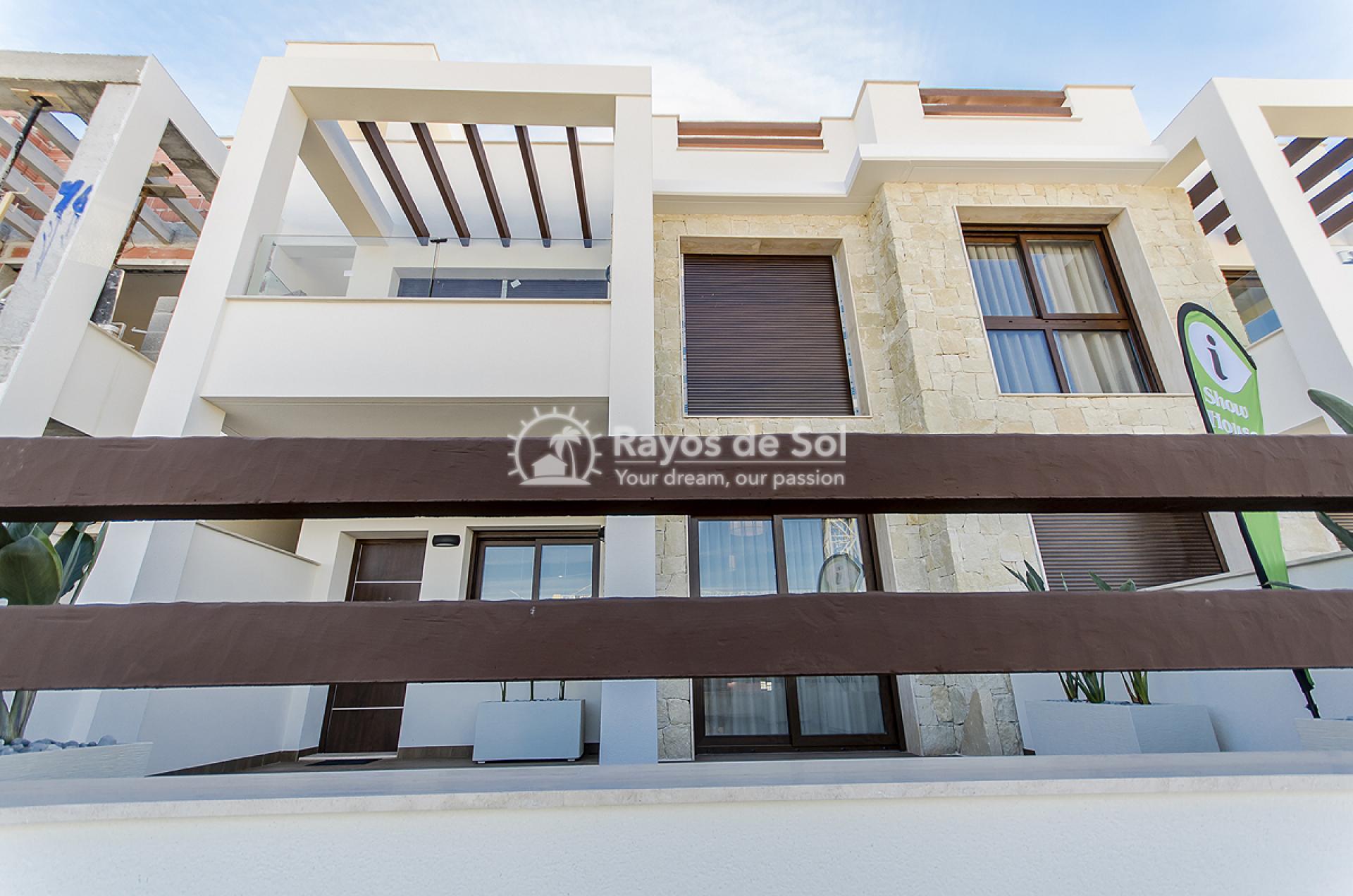 Ground Floor Apartment  in Torrevieja, Costa Blanca (balcones-gf3d) - 2