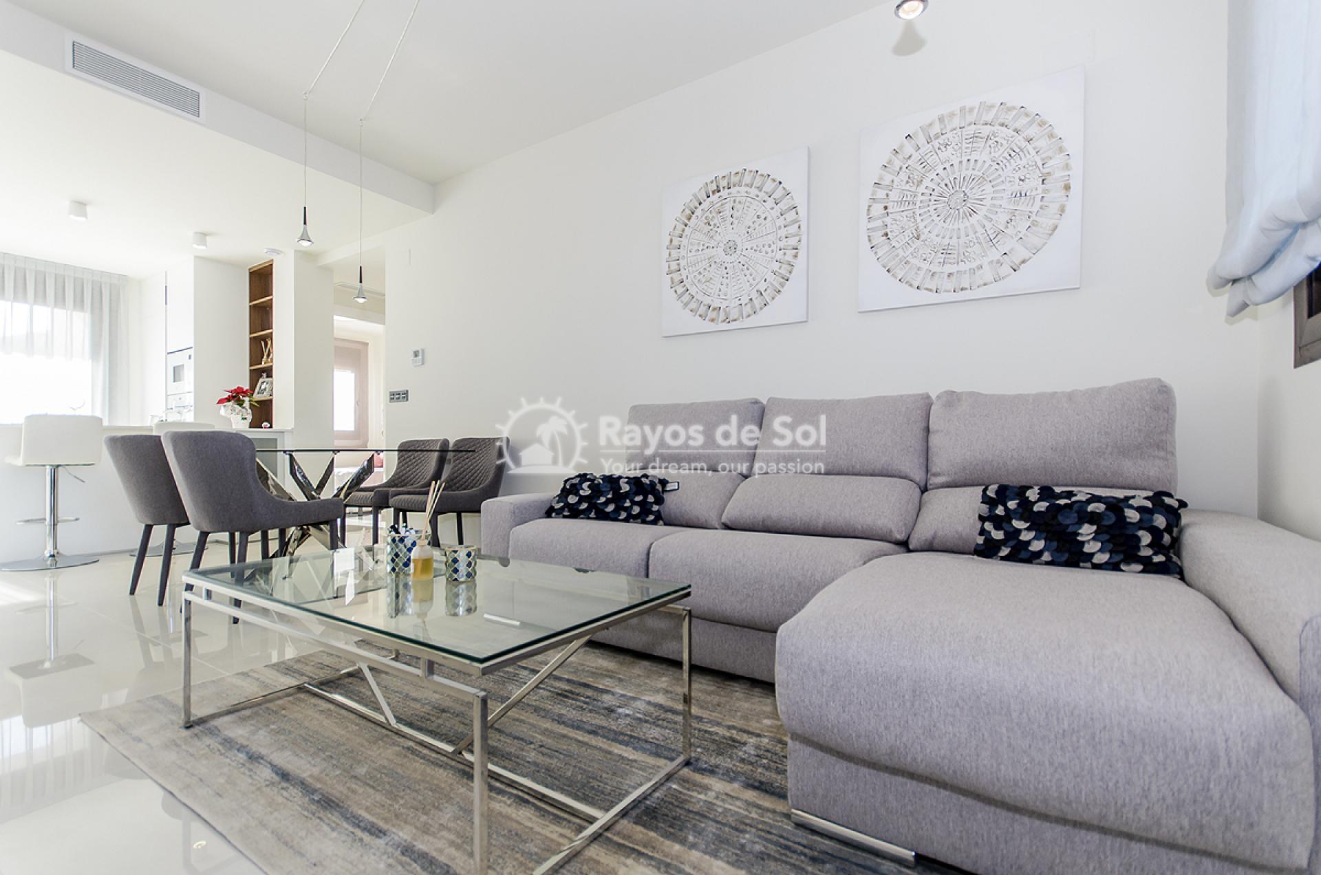Ground Floor Apartment  in Torrevieja, Costa Blanca (balcones-gf3d) - 4
