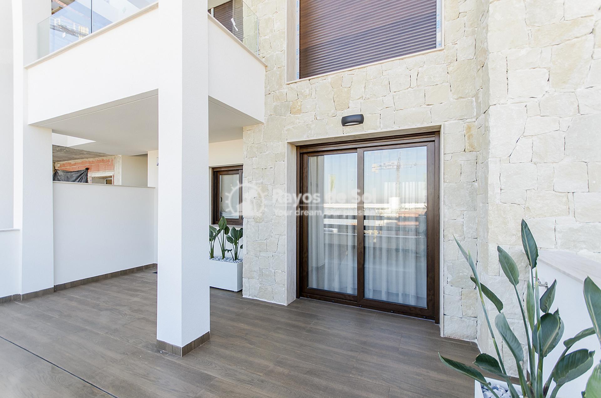 Ground Floor Apartment  in Torrevieja, Costa Blanca (balcones-gf3d) - 54