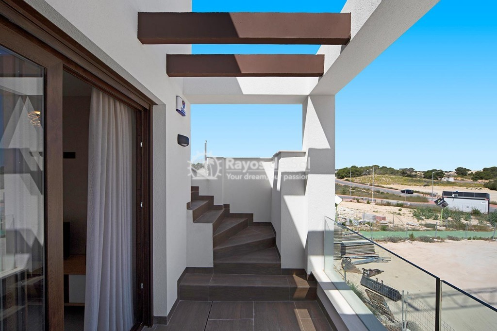 Penthouse  in Torrevieja, Costa Blanca (balcones-tf3d) - 14