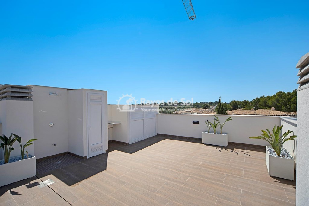Penthouse  in Torrevieja, Costa Blanca (balcones-tf3d) - 4
