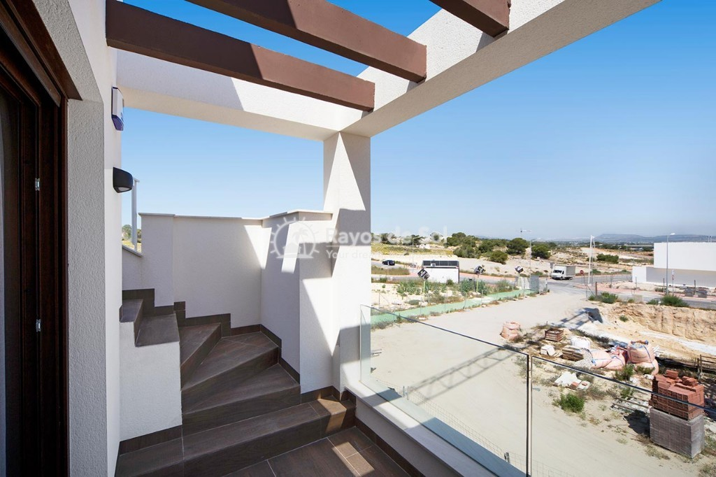 Penthouse  in Torrevieja, Costa Blanca (balcones-tf3d) - 2