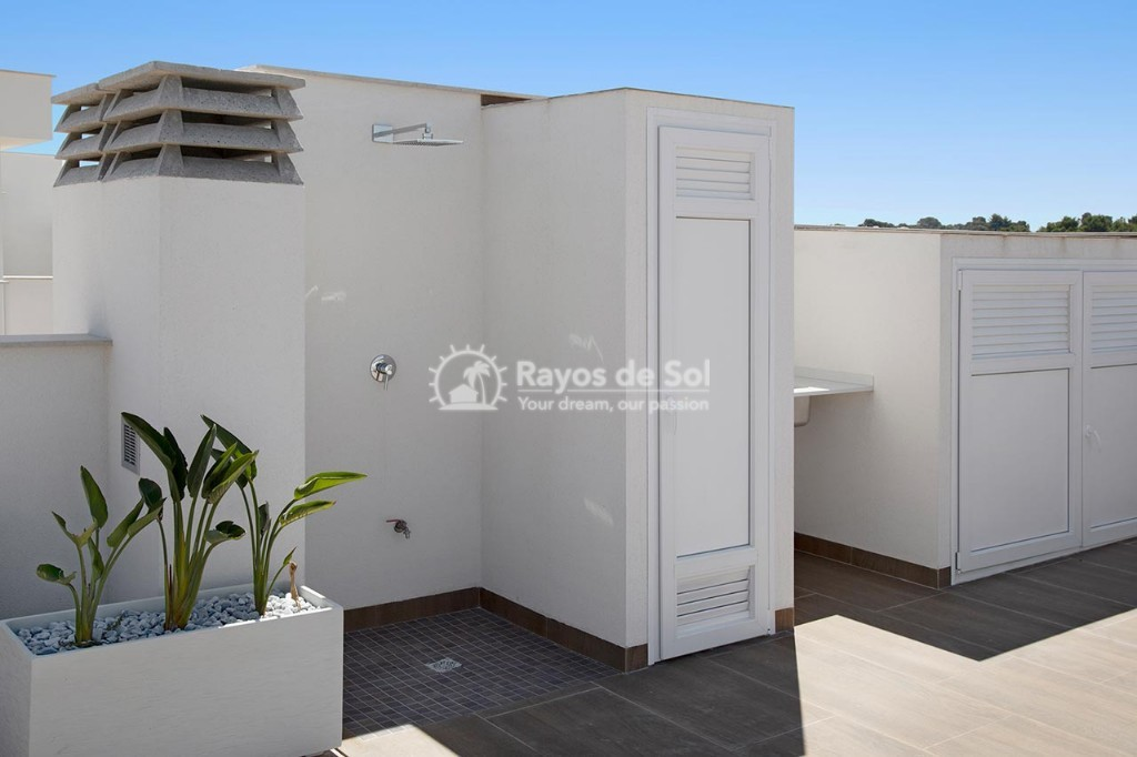 Penthouse  in Torrevieja, Costa Blanca (balcones-tf3d) - 3