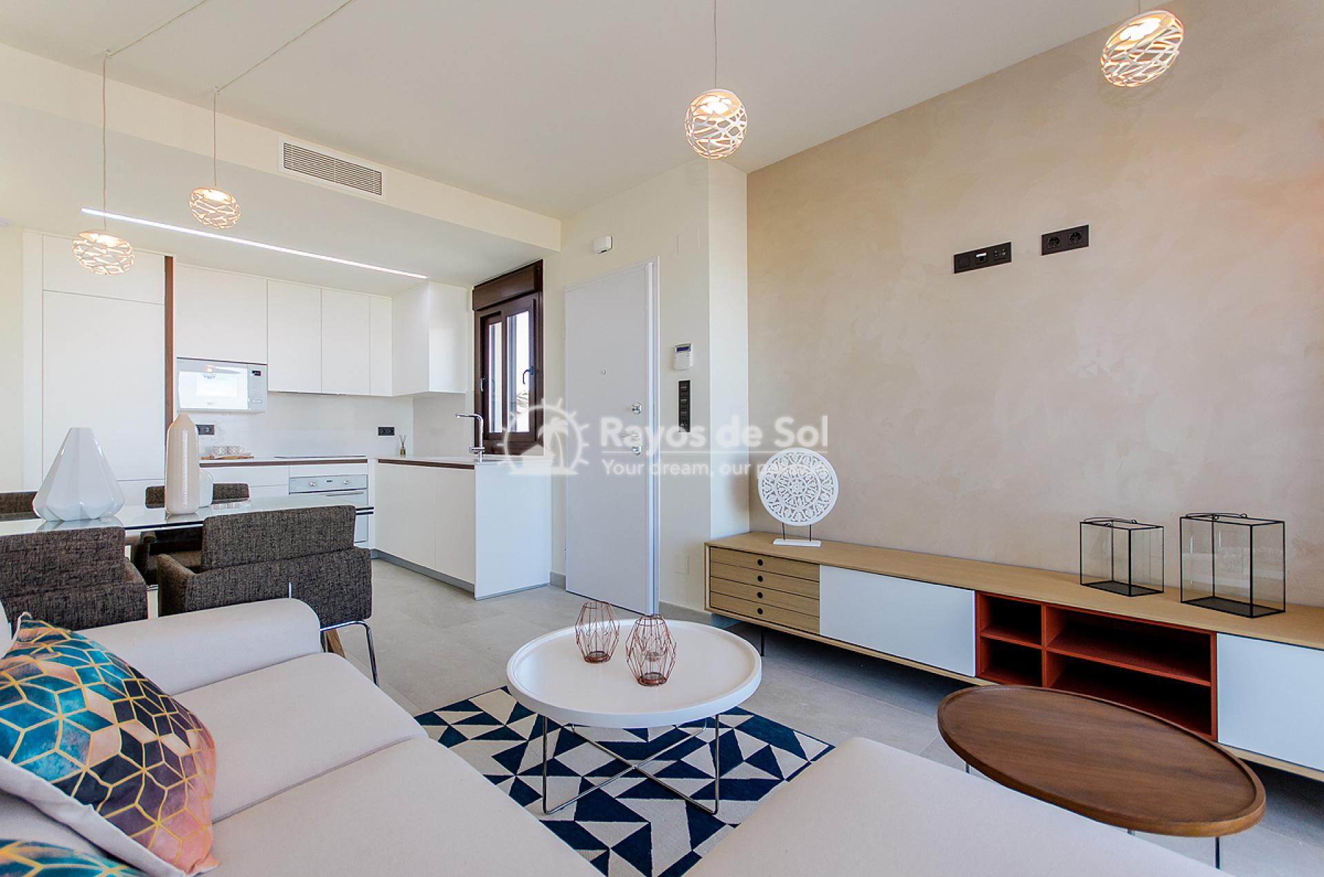 Penthouse  in Torrevieja, Costa Blanca (balcones-tf3d) - 33