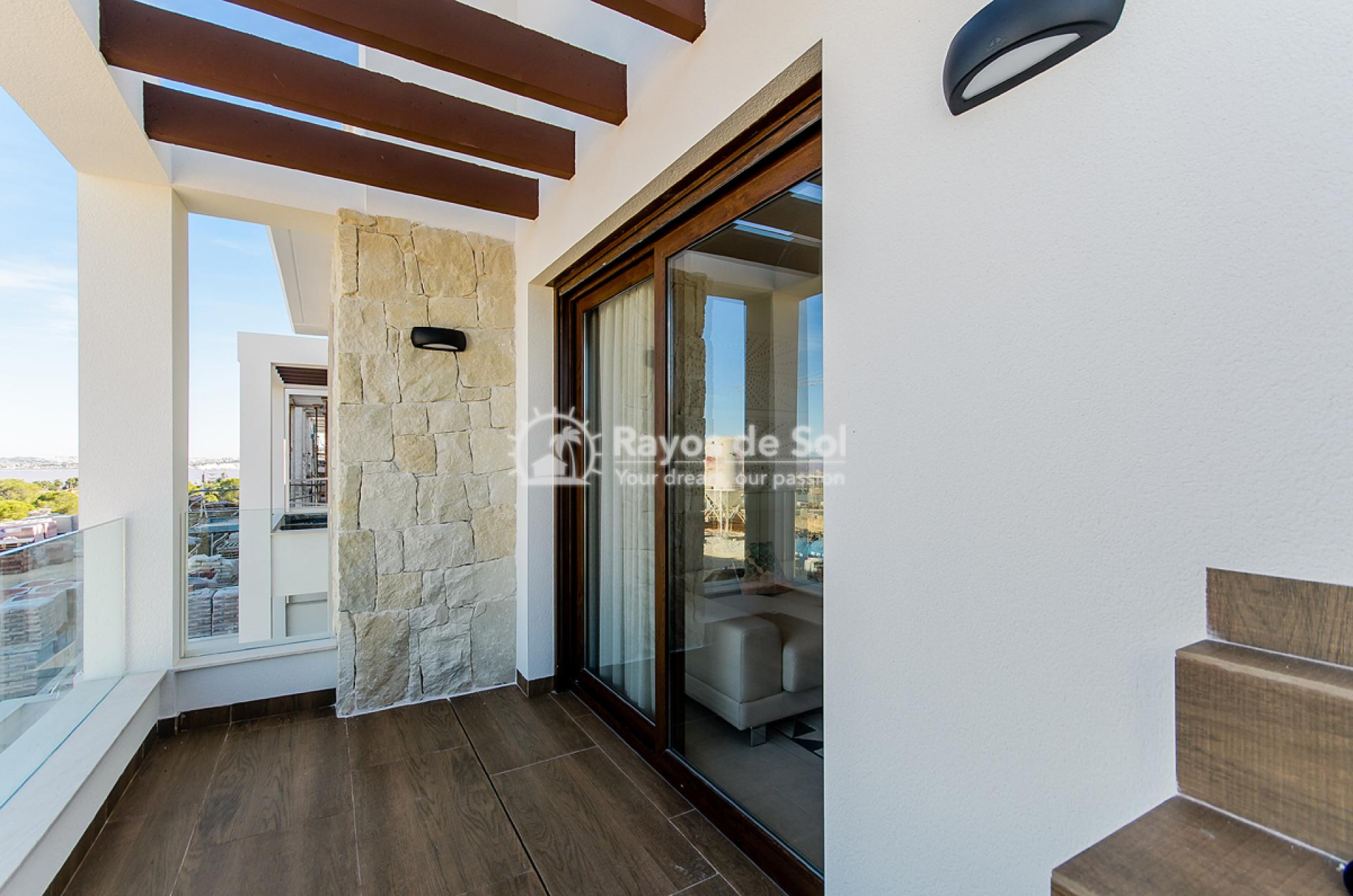 Penthouse  in Torrevieja, Costa Blanca (balcones-tf3d) - 43