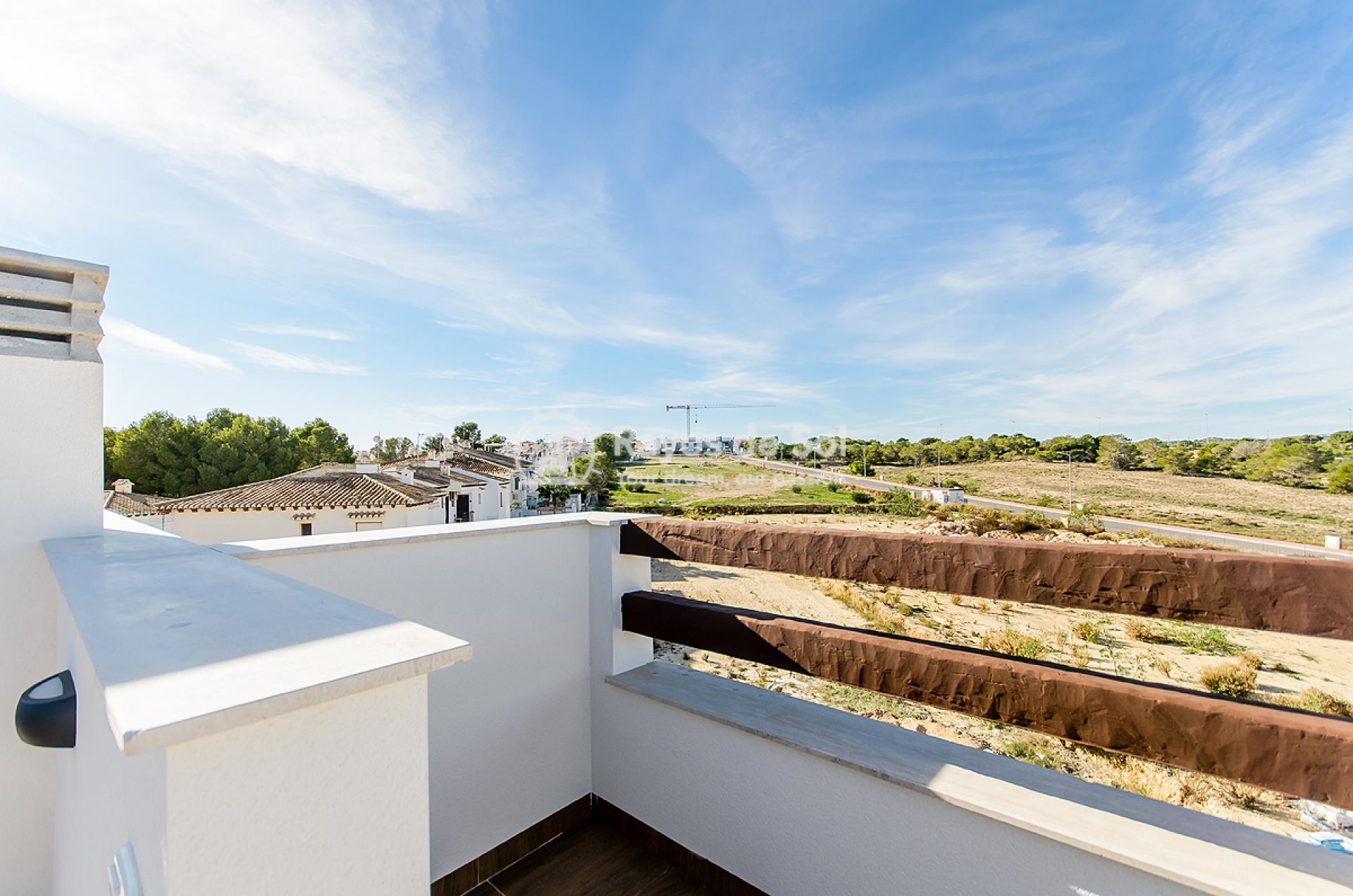 Penthouse  in Torrevieja, Costa Blanca (balcones-tf3d) - 45