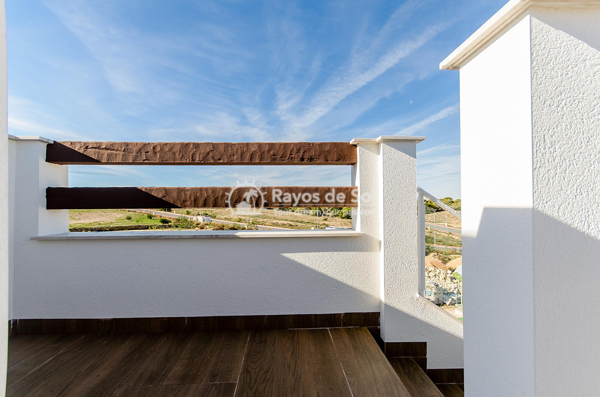 Penthouse  in Torrevieja, Costa Blanca (balcones-tf3d) - 47