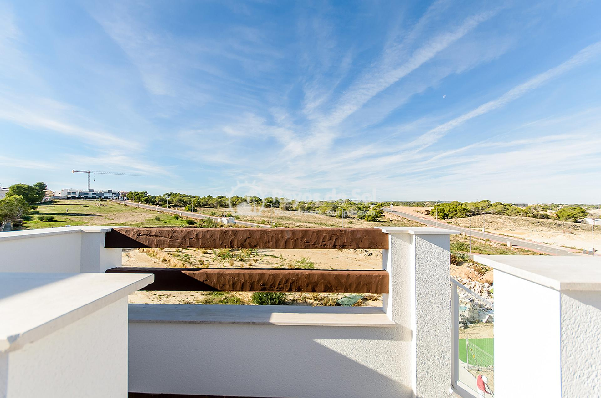 Penthouse  in Torrevieja, Costa Blanca (balcones-tf3d) - 49