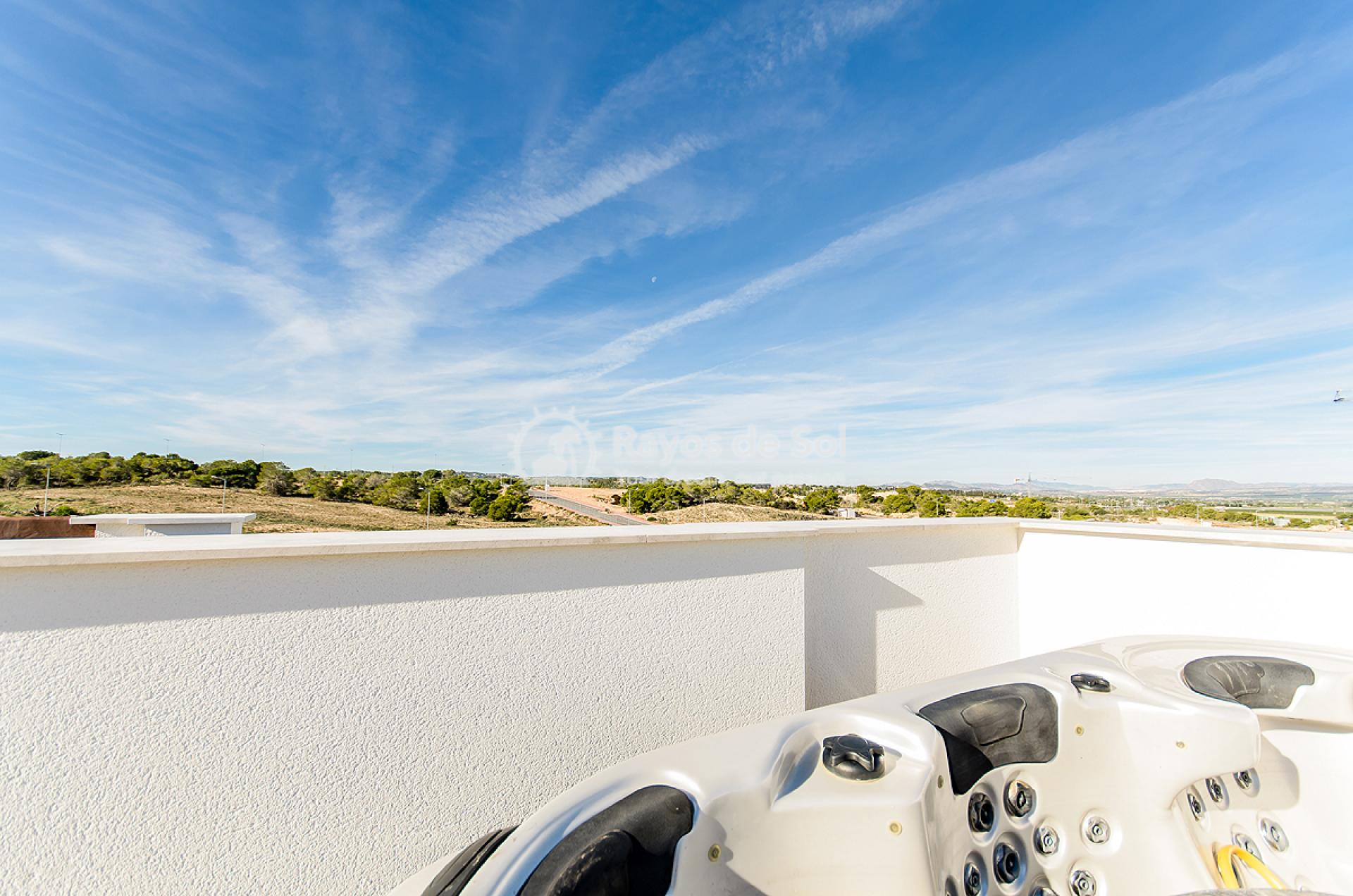 Penthouse  in Torrevieja, Costa Blanca (balcones-tf3d) - 50