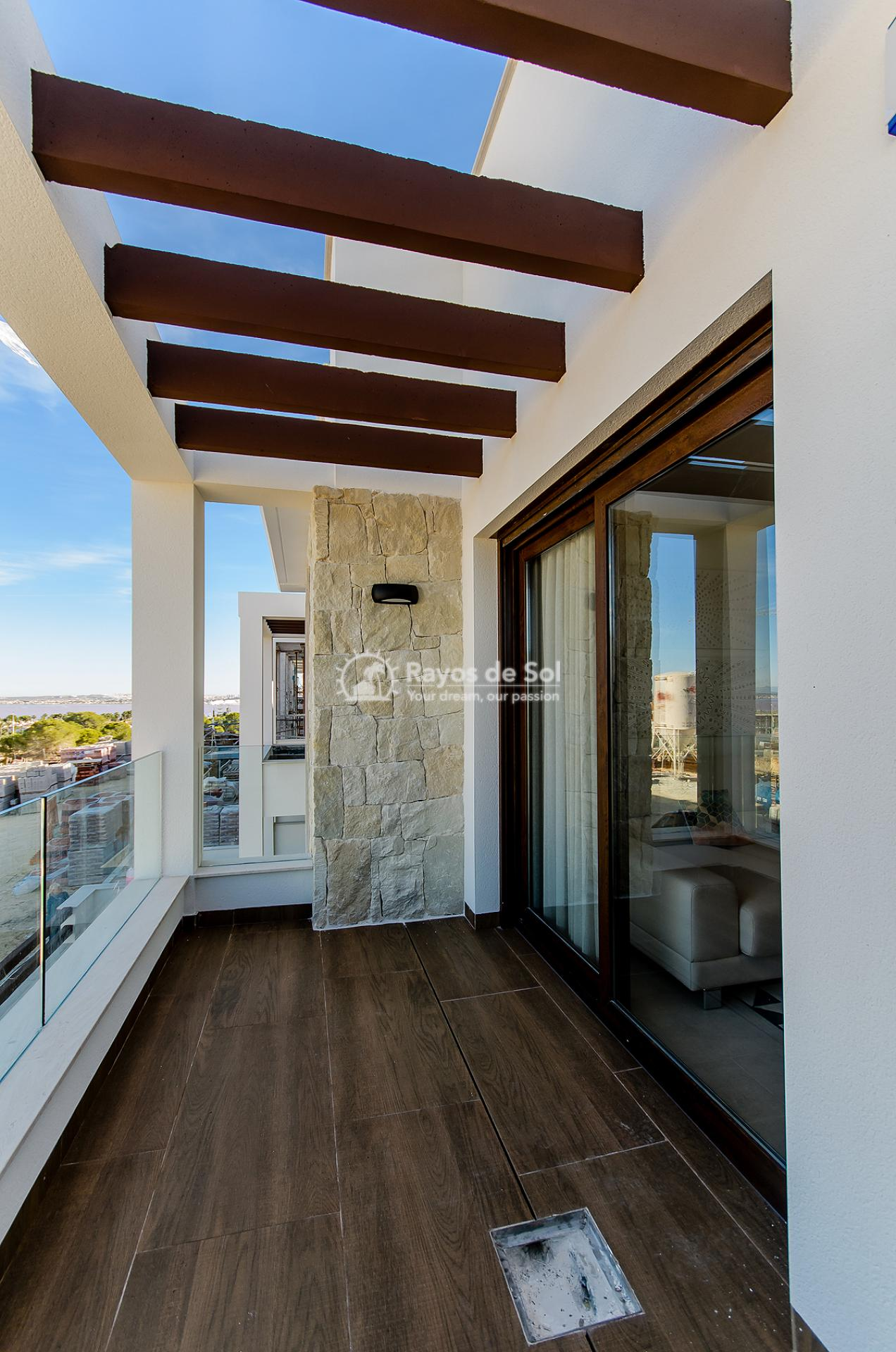 Penthouse  in Torrevieja, Costa Blanca (balcones-tf3d) - 60