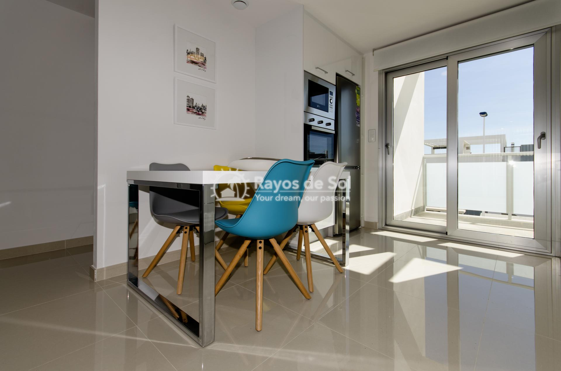 Penthouse  in Torrevieja, Costa Blanca (balcones-tf3d) - 71