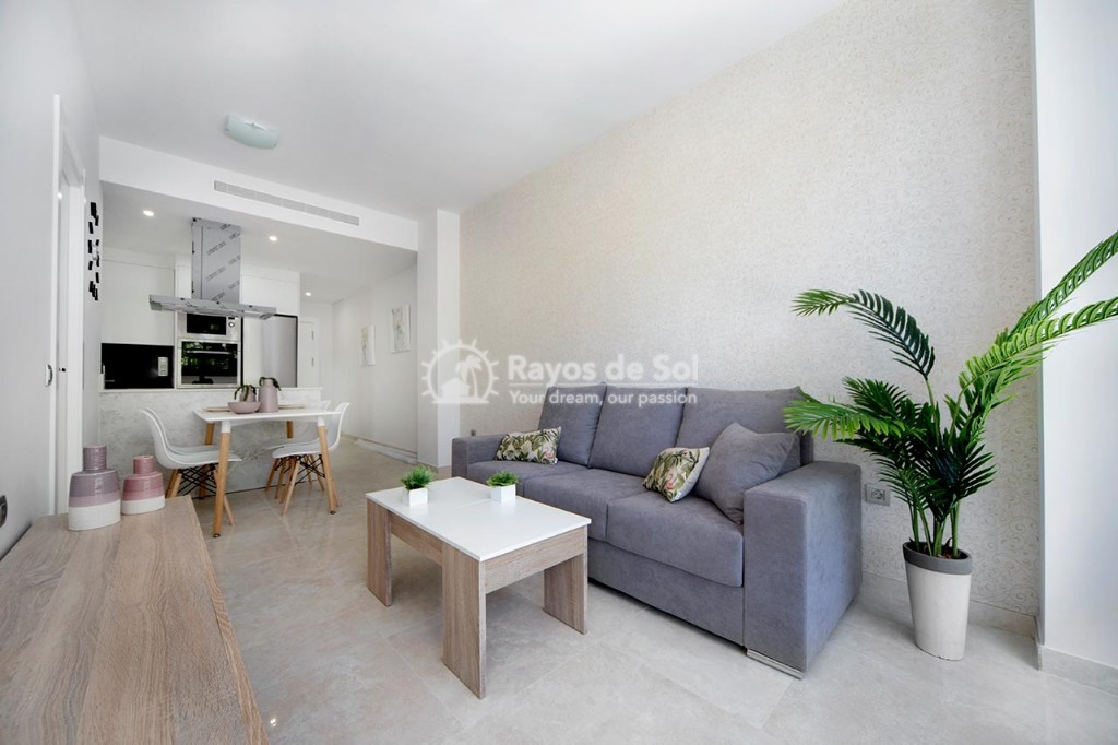 Apartment  in Torrevieja, Costa Blanca (cibeles-3d) - 1
