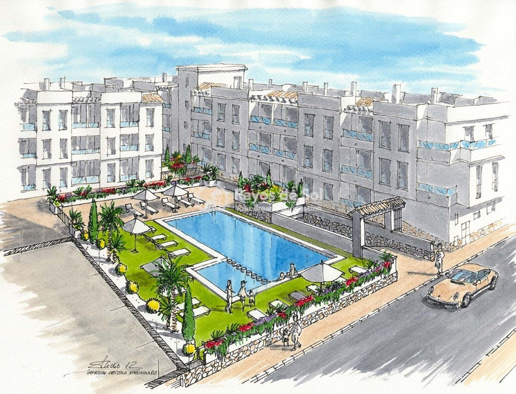 Apartment  in Torrevieja, Costa Blanca (cibeles-3d) - 28