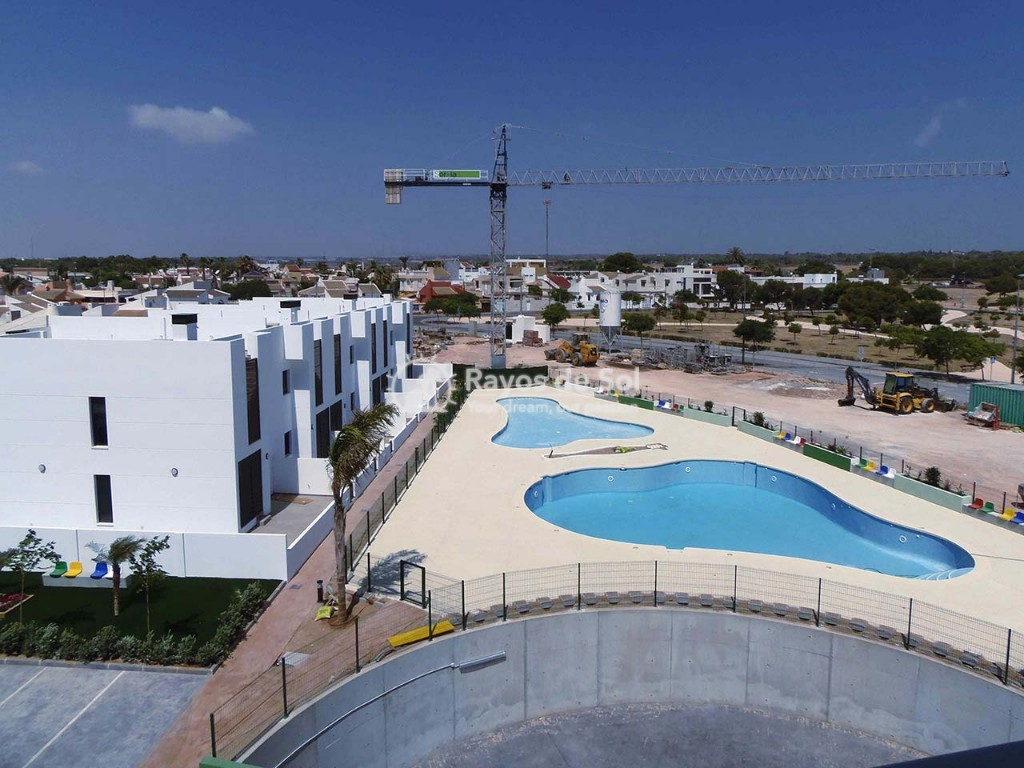 Apartment  in Mil Palmeras, Costa Blanca (garda-2d) - 1