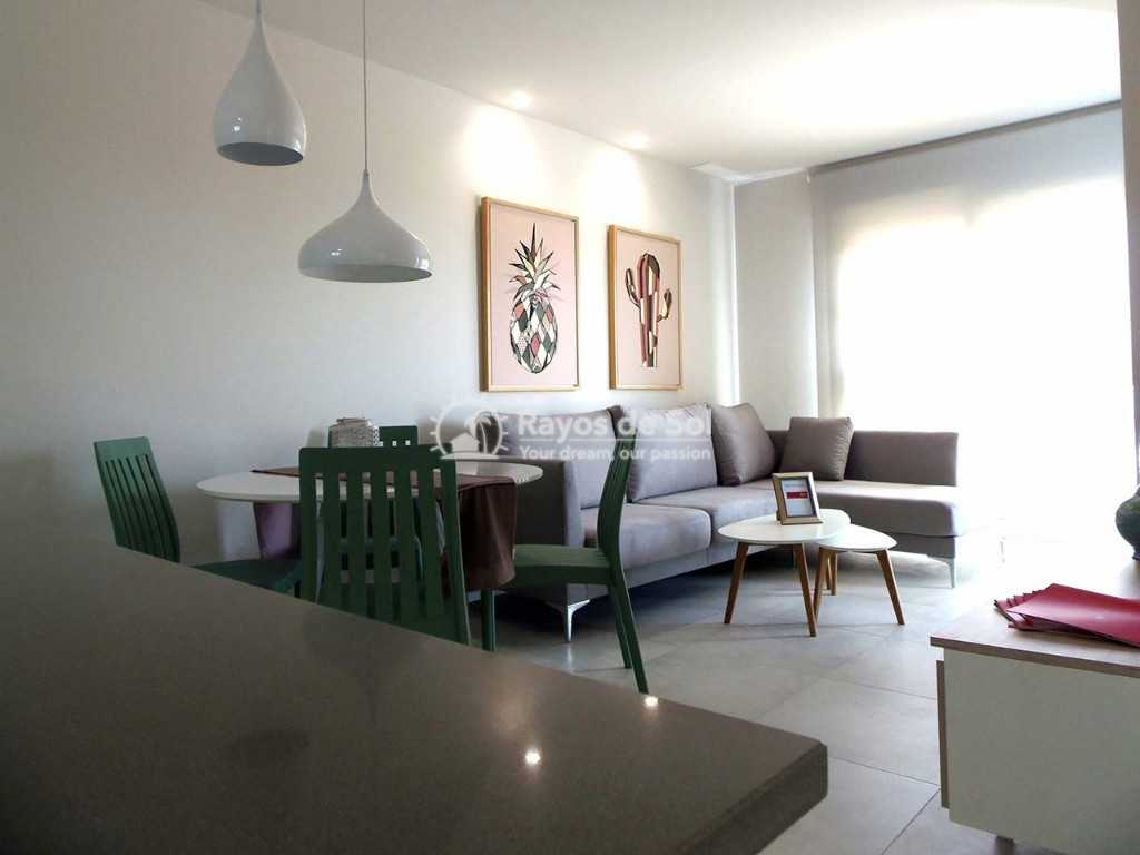 Apartment  in Mil Palmeras, Costa Blanca (garda-3d) - 3