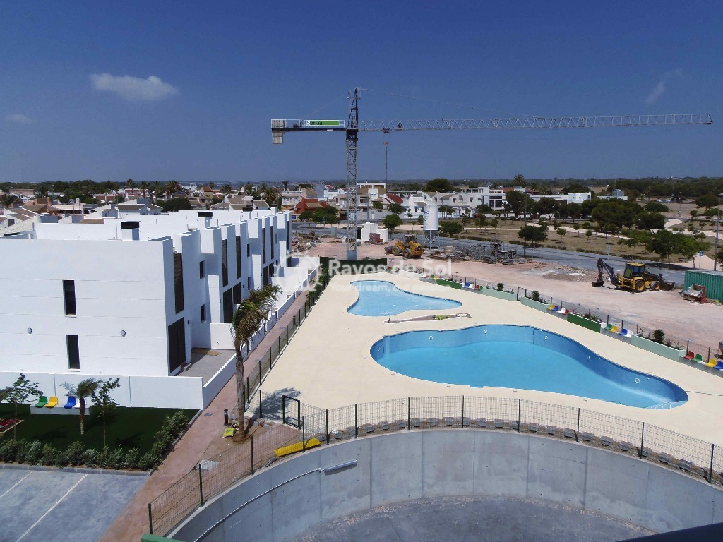 Ground Floor Apartment  in Mil Palmeras, Costa Blanca (garda-gfb) - 1
